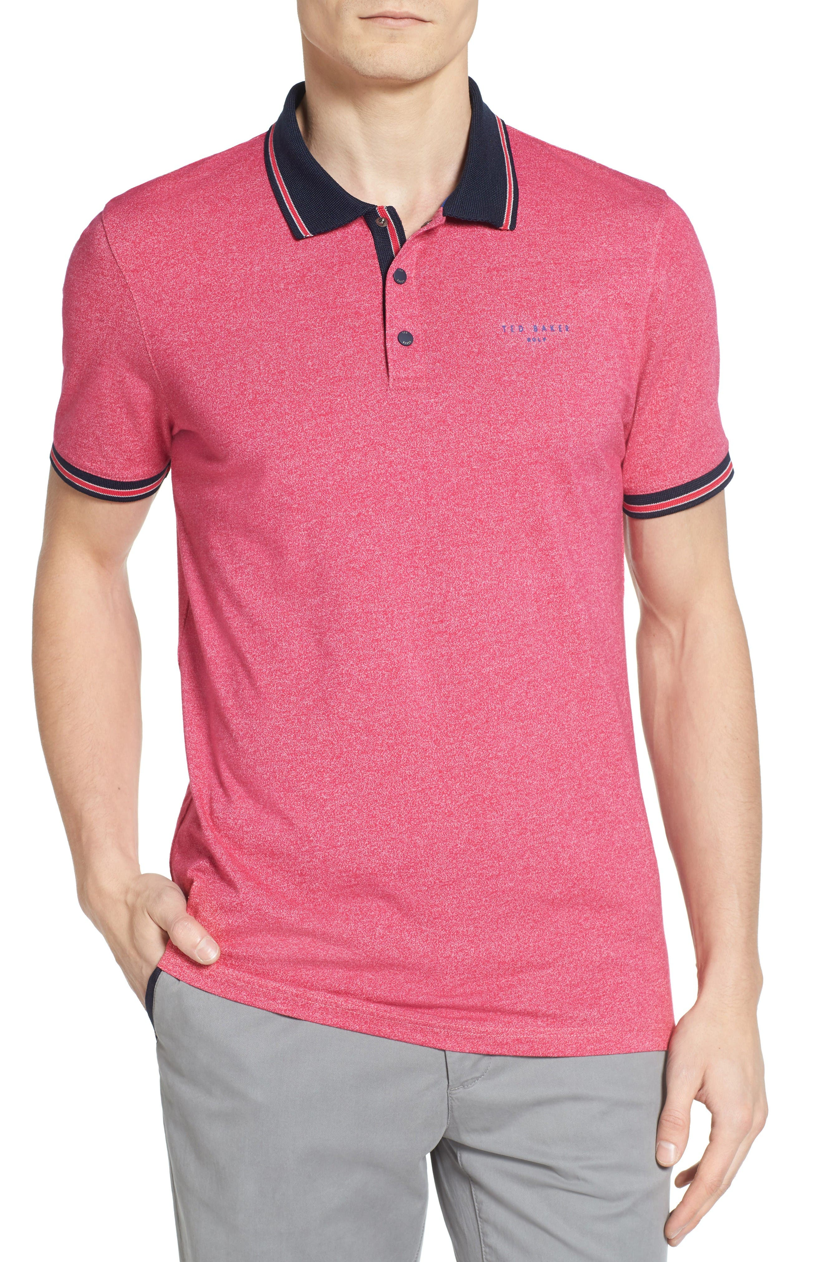 Ted Baker London Sandway Mouline Golf Polo