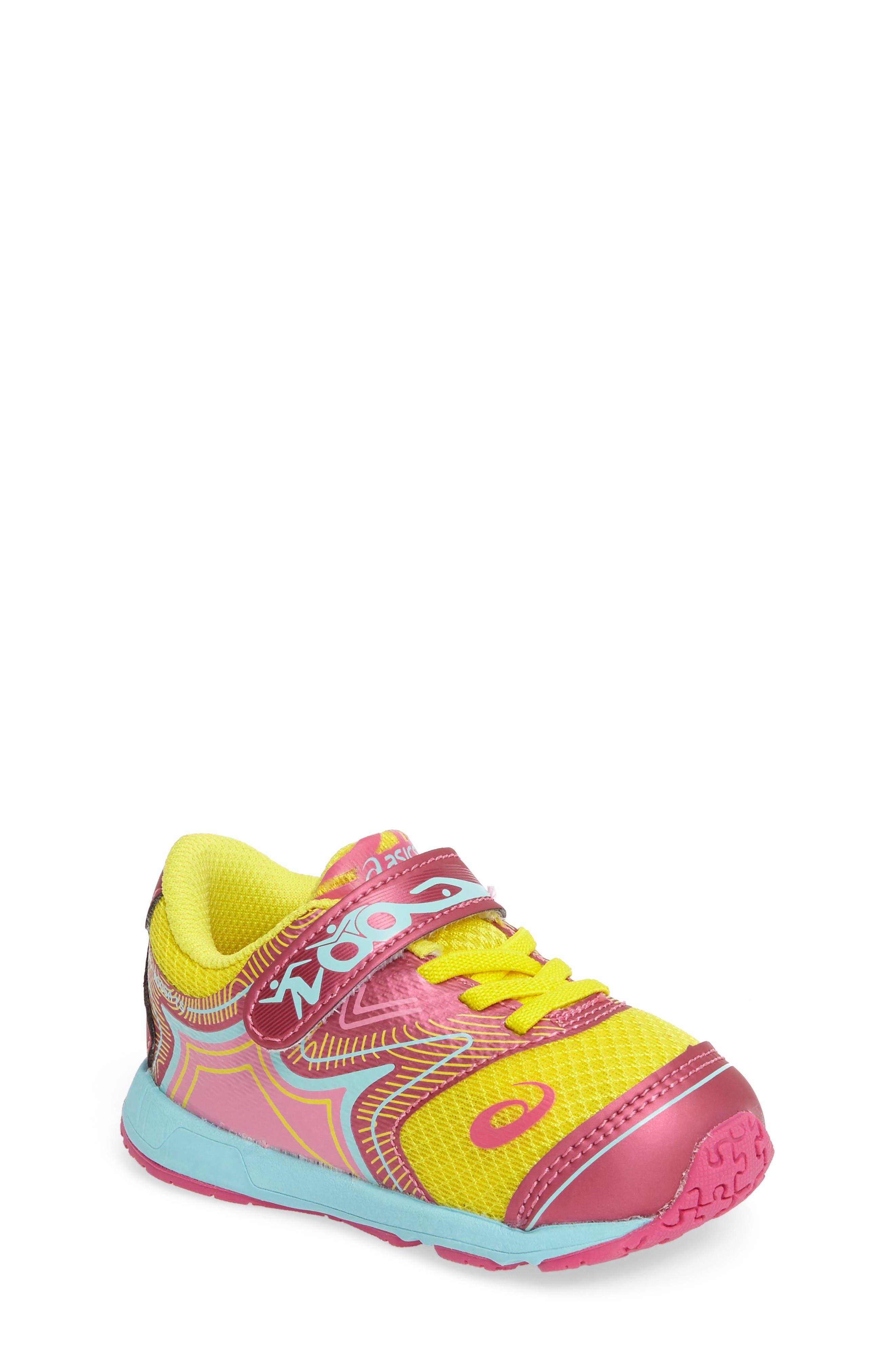 ASICS® Noosa TS Sneaker (Baby, Walker & Toddler)