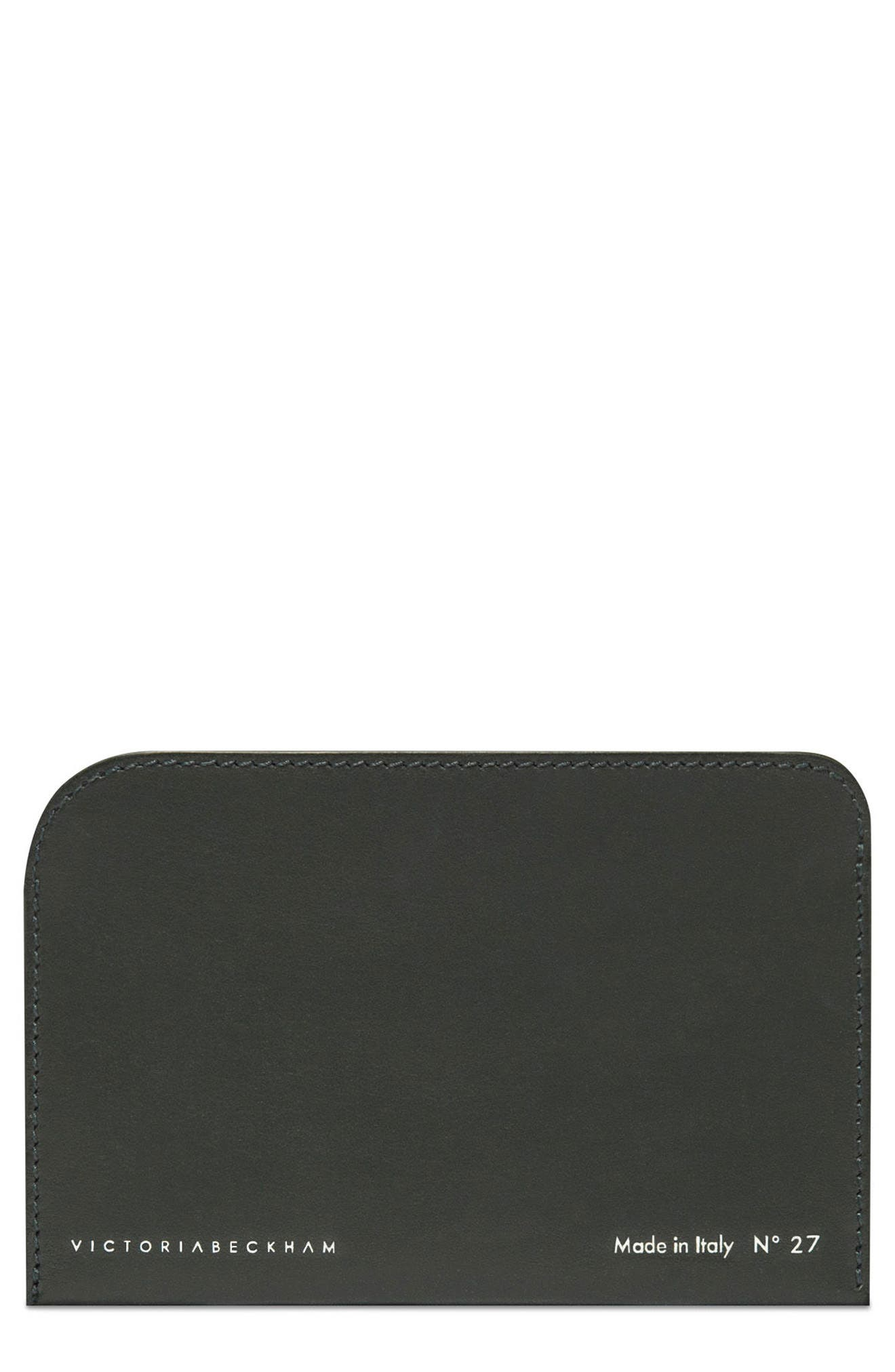 Victoria Beckham Leather Card Case