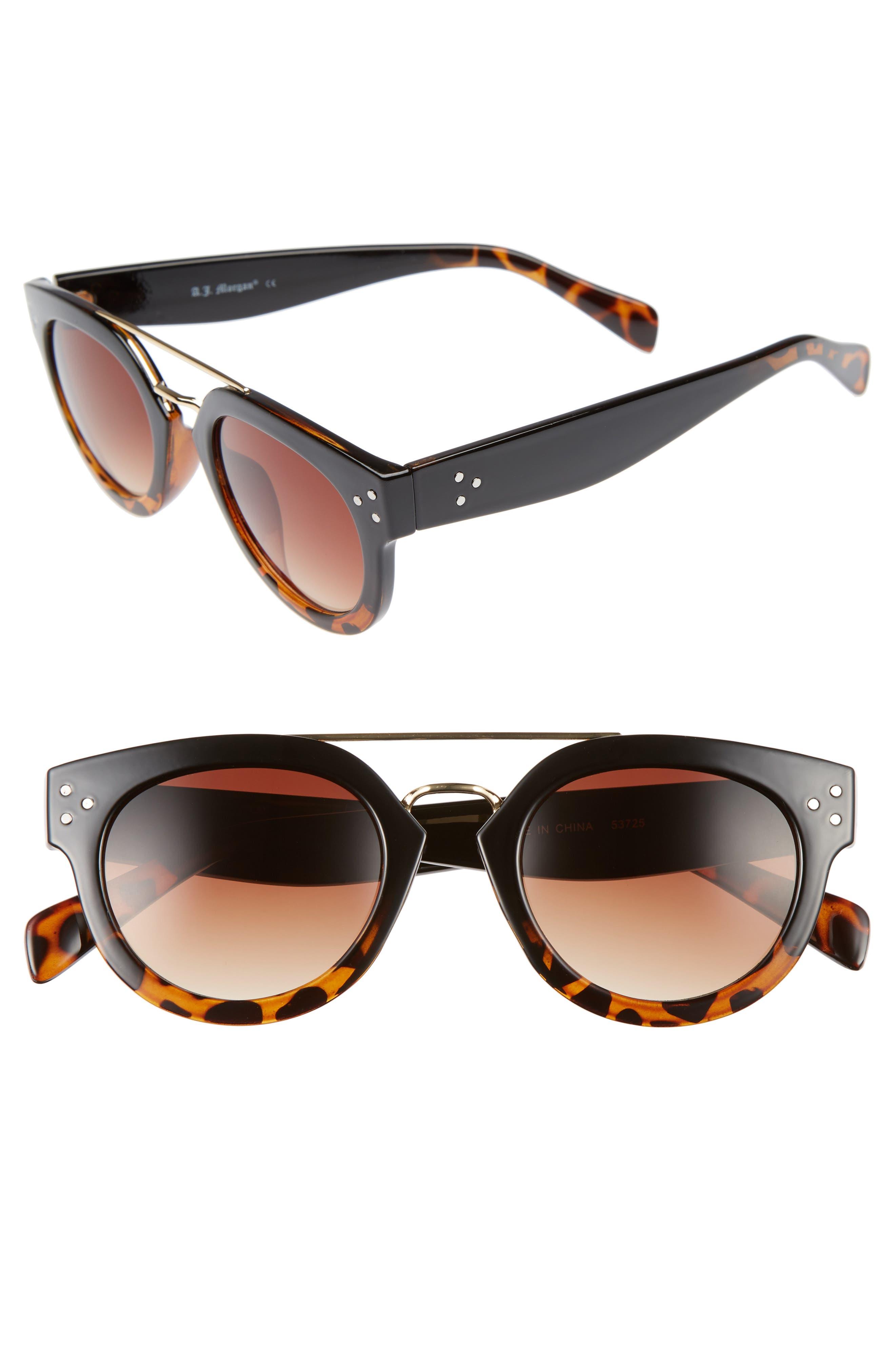 A.J. Morgan Get It 48mm Sunglasses