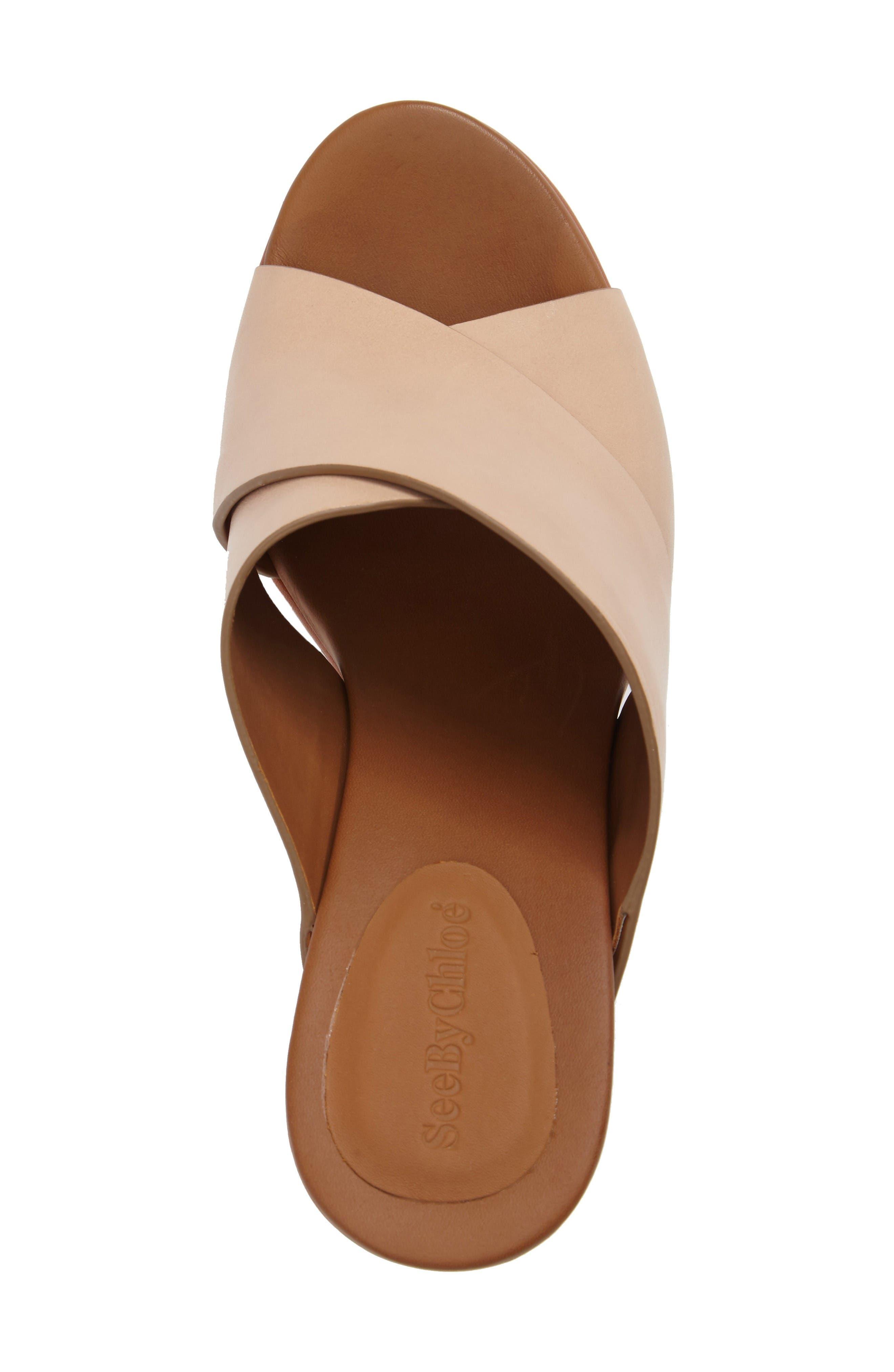 Alternate Image 5  - See by Chloé Maya Platform Sandal (Women)