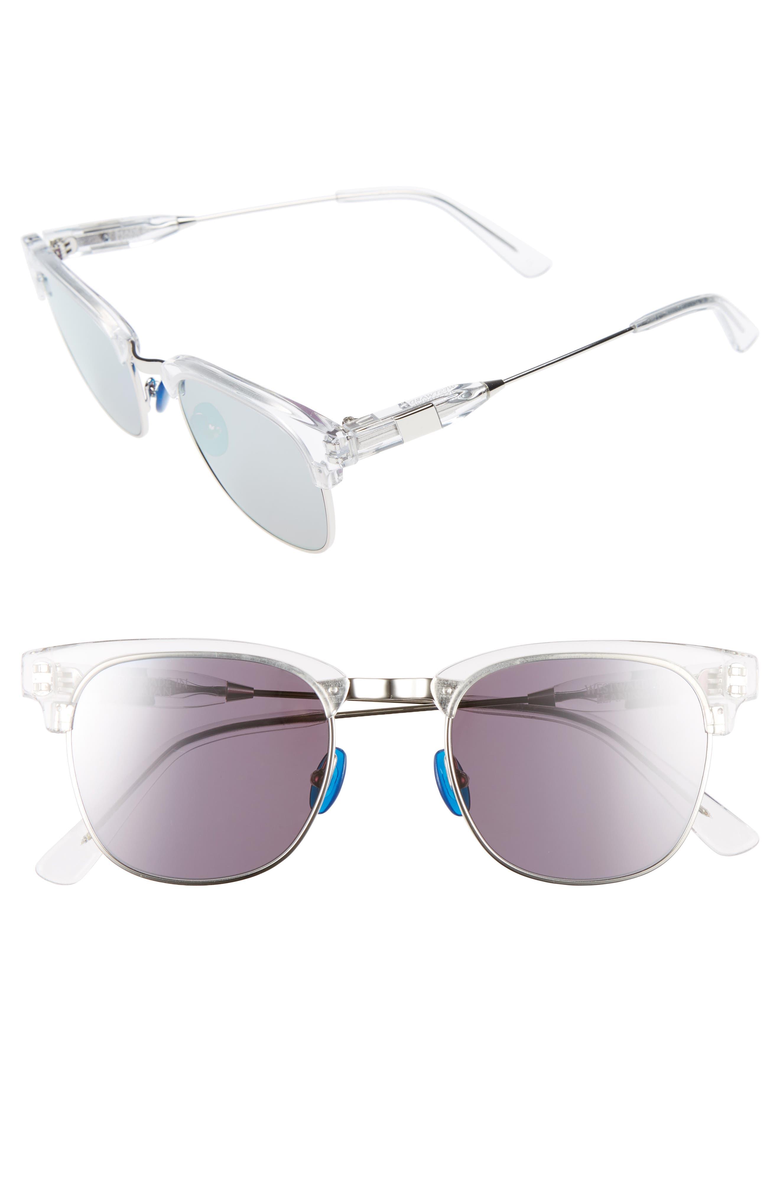 WESTWARD LEANING 'Vanguard' 49mm Sunglasses