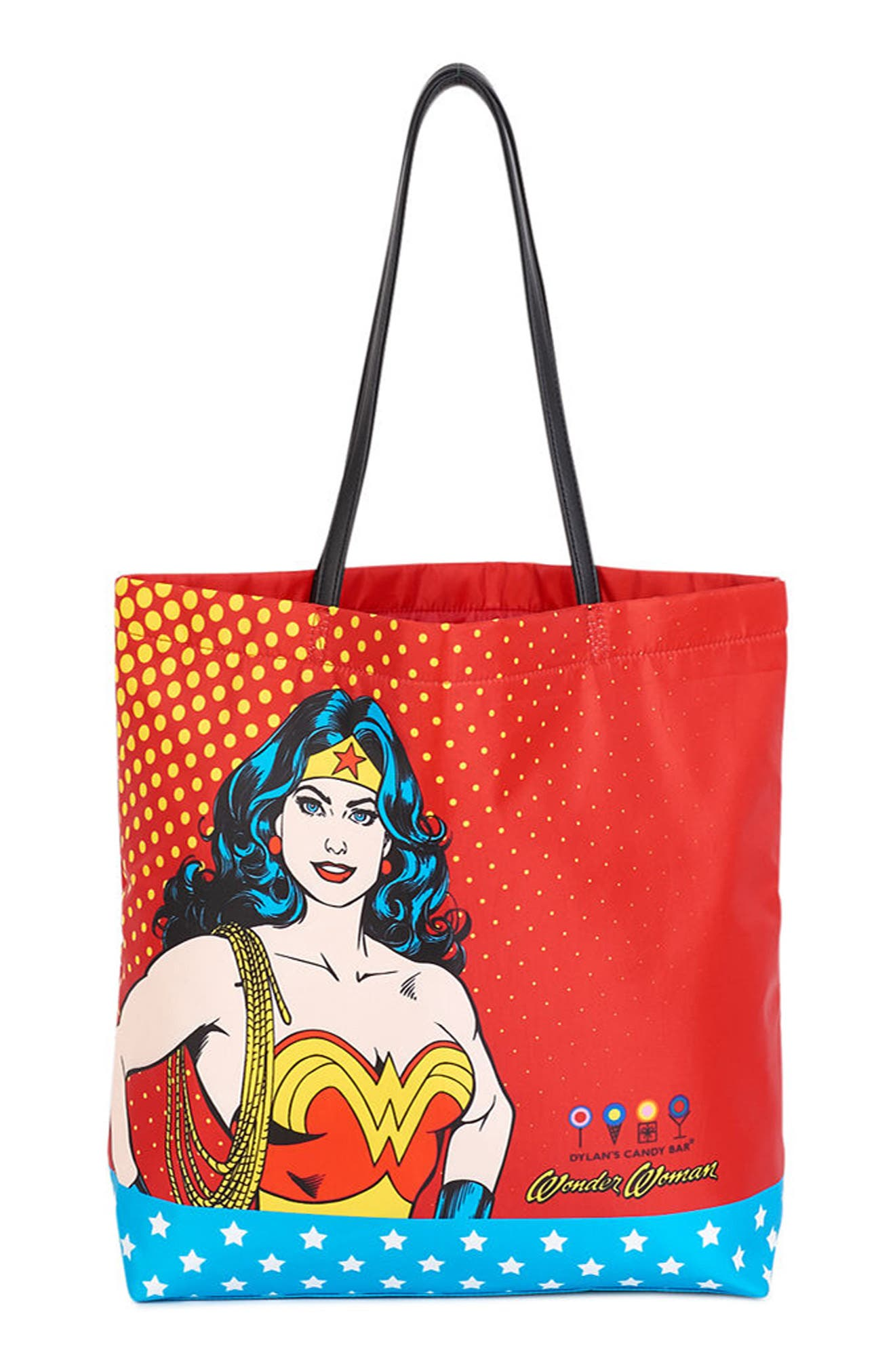 Alternate Image 1 Selected - Dylan's Candy Bar Wonder Woman Tote