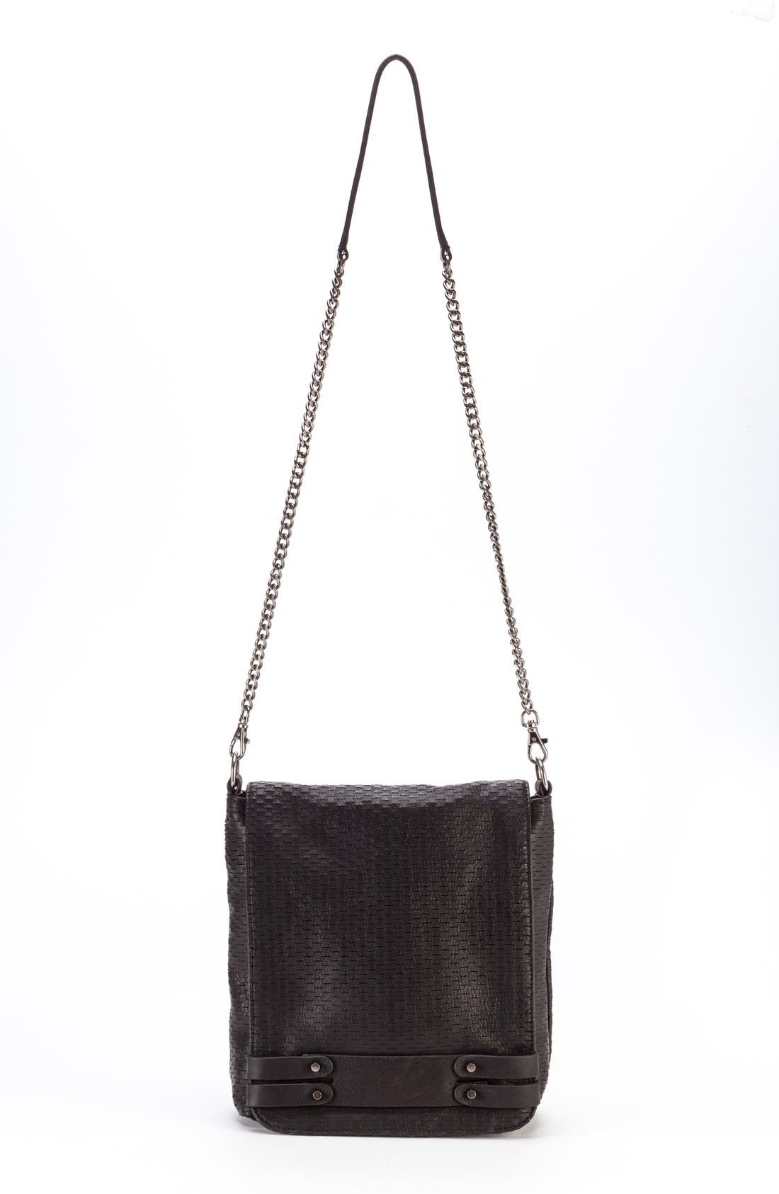 Alternate Image 2  - She + Lo 'Bright Side' Leather Messenger Bag
