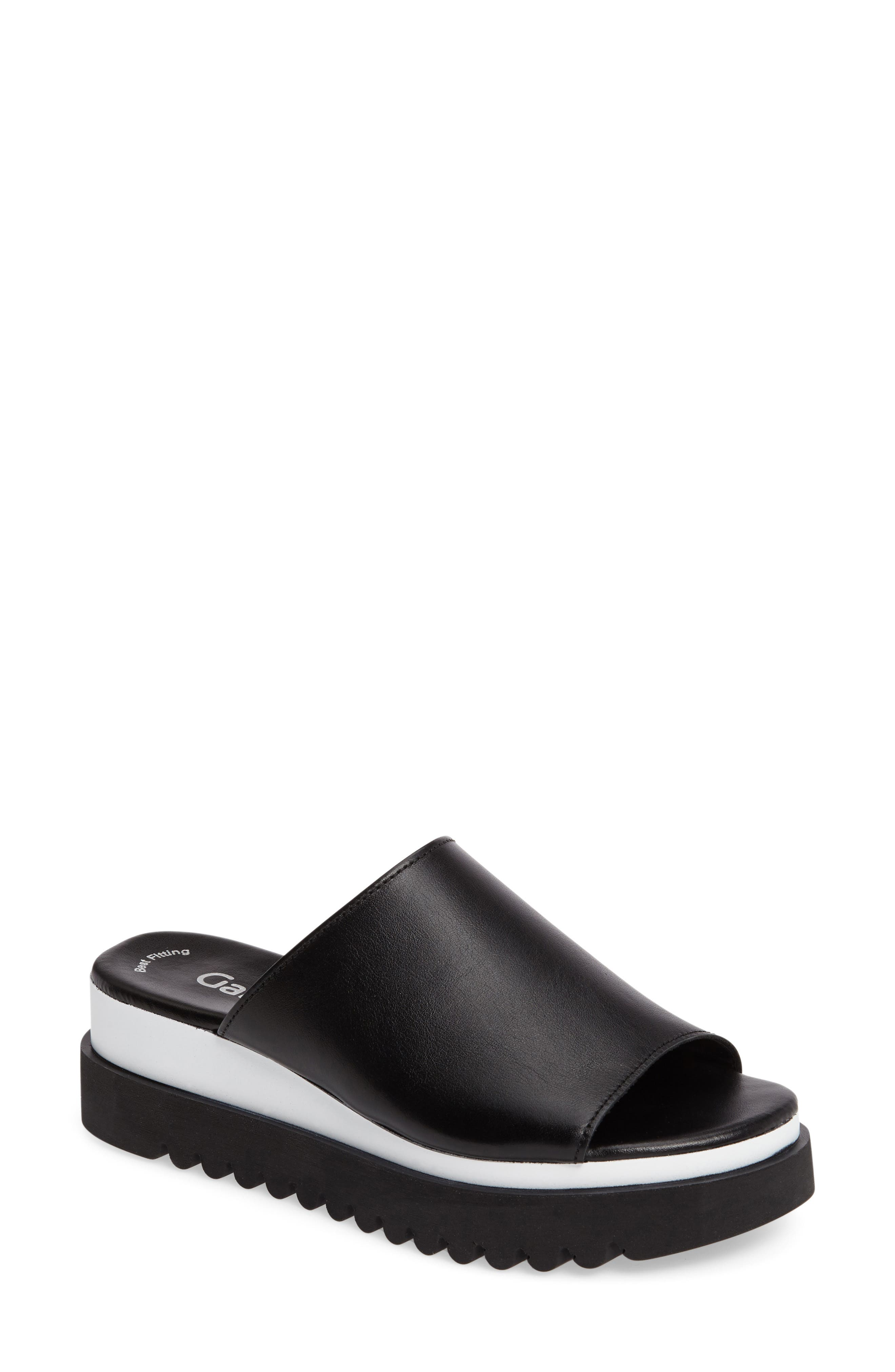 Gabor Slide Sandal (Women)