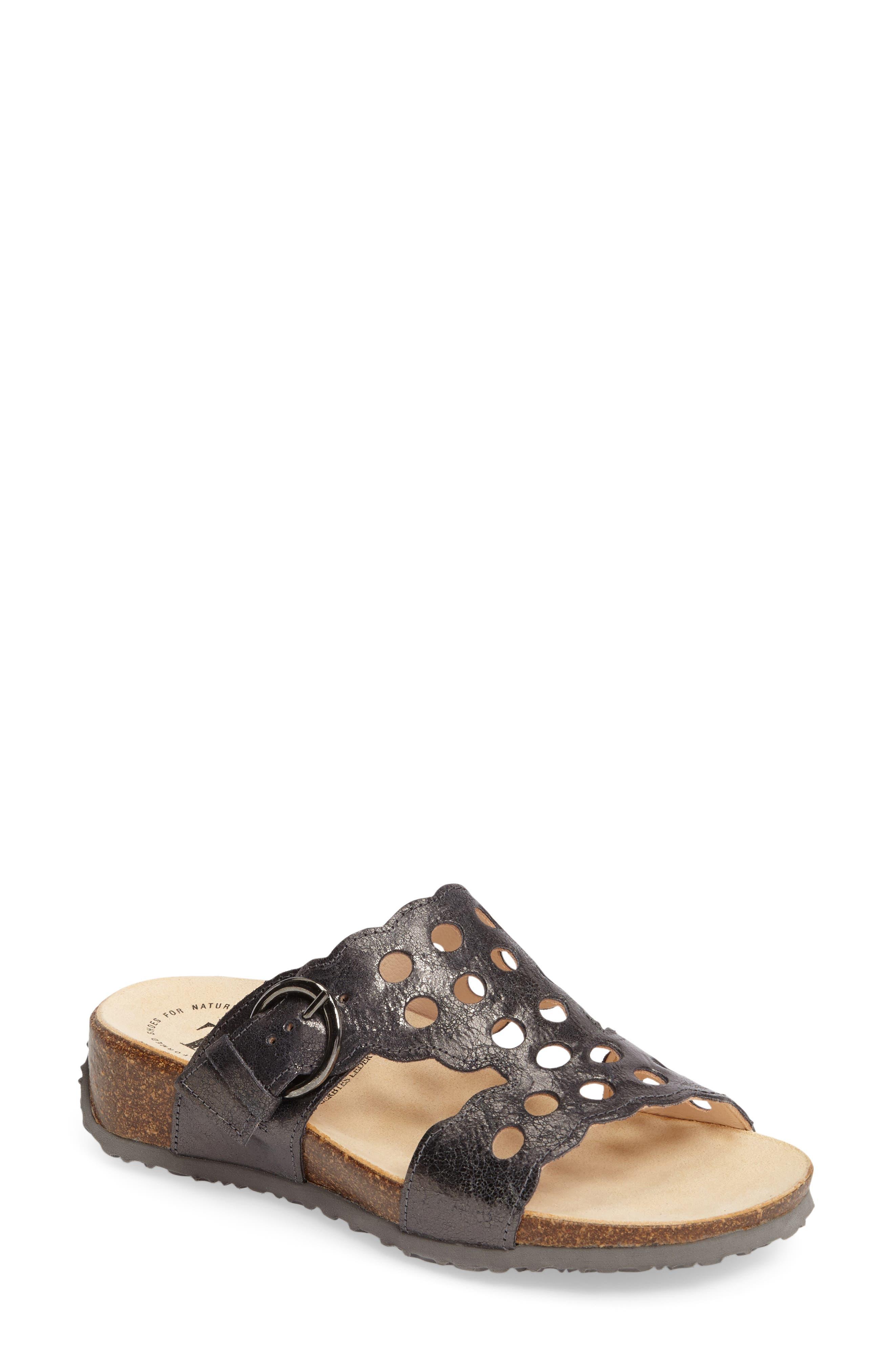 Think! 'Mizzi' T-Strap Sandal