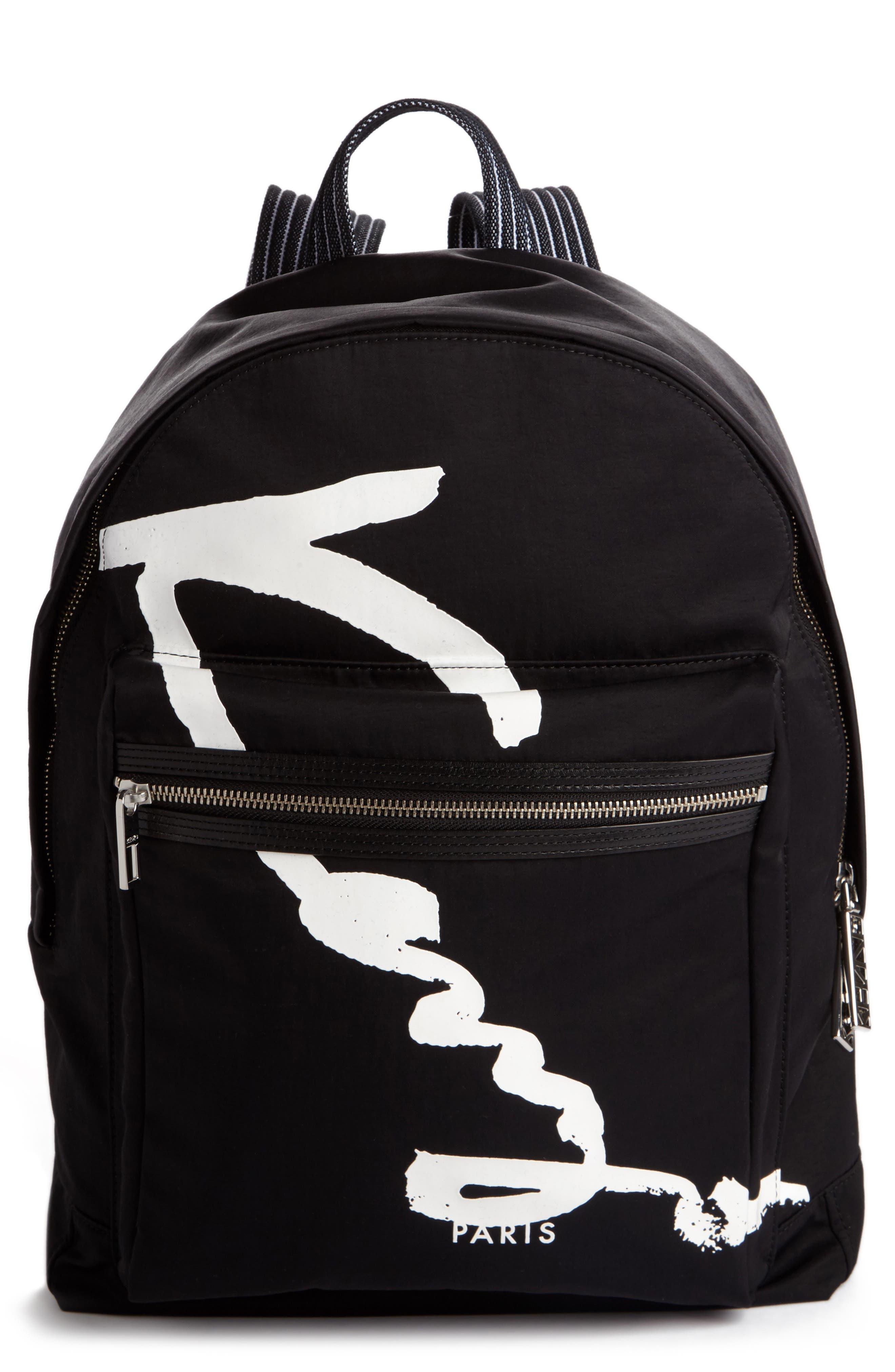 Alternate Image 1 Selected - KENZO Signature Backpack