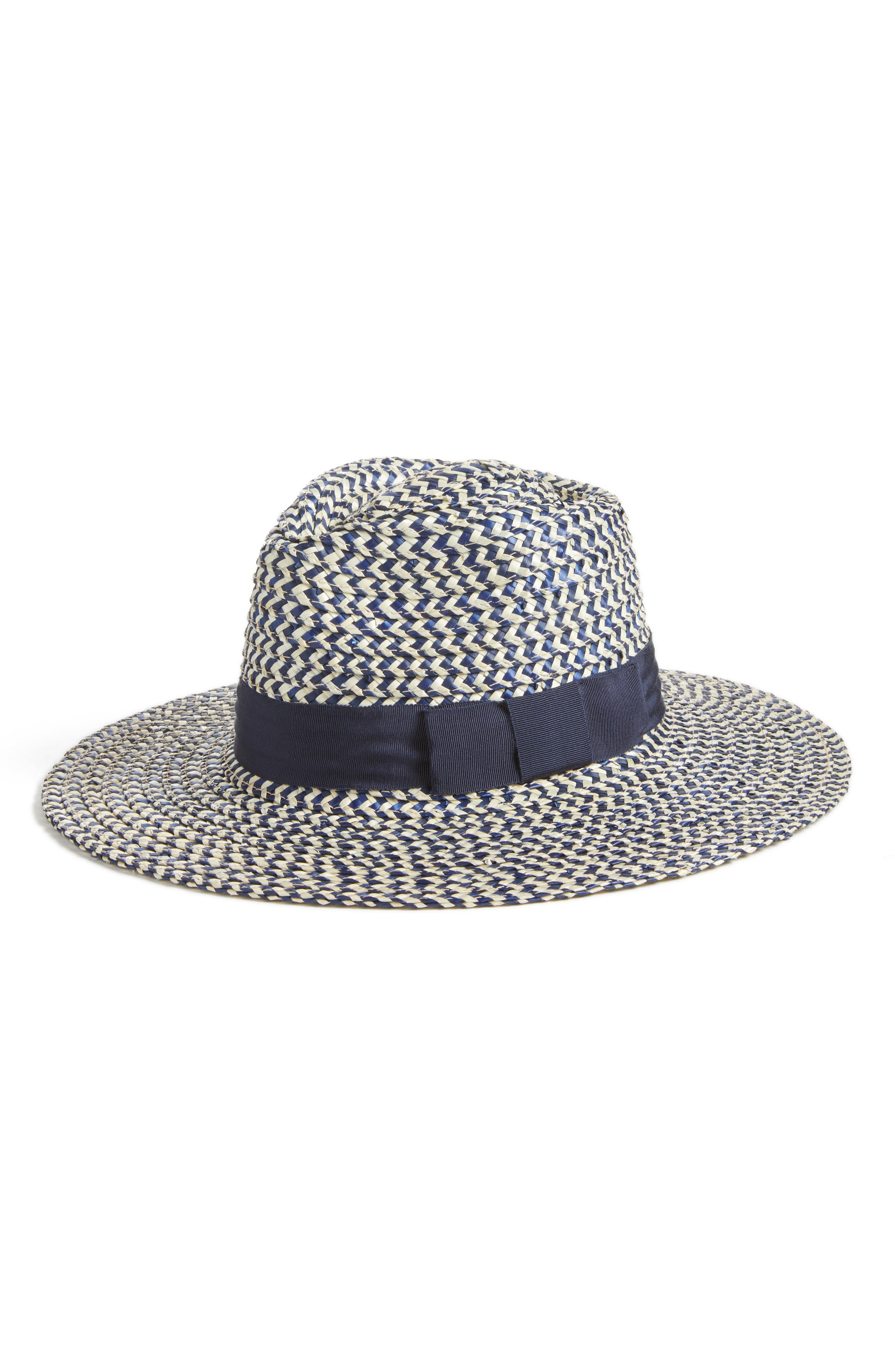 Alternate Image 1 Selected - Brixton 'Joanna' Straw Hat