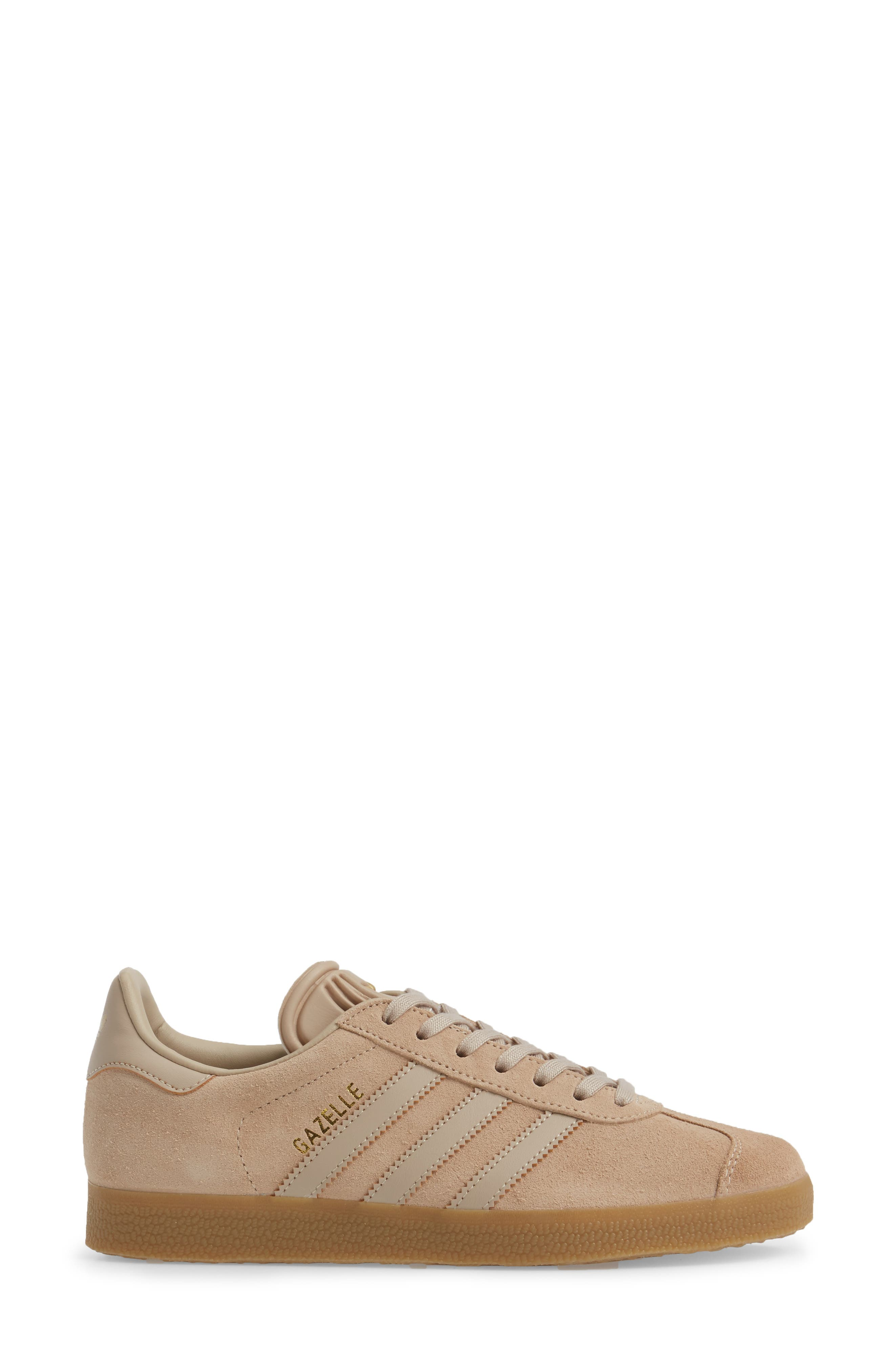 Alternate Image 3  - adidas Gazelle Sneaker (Women)