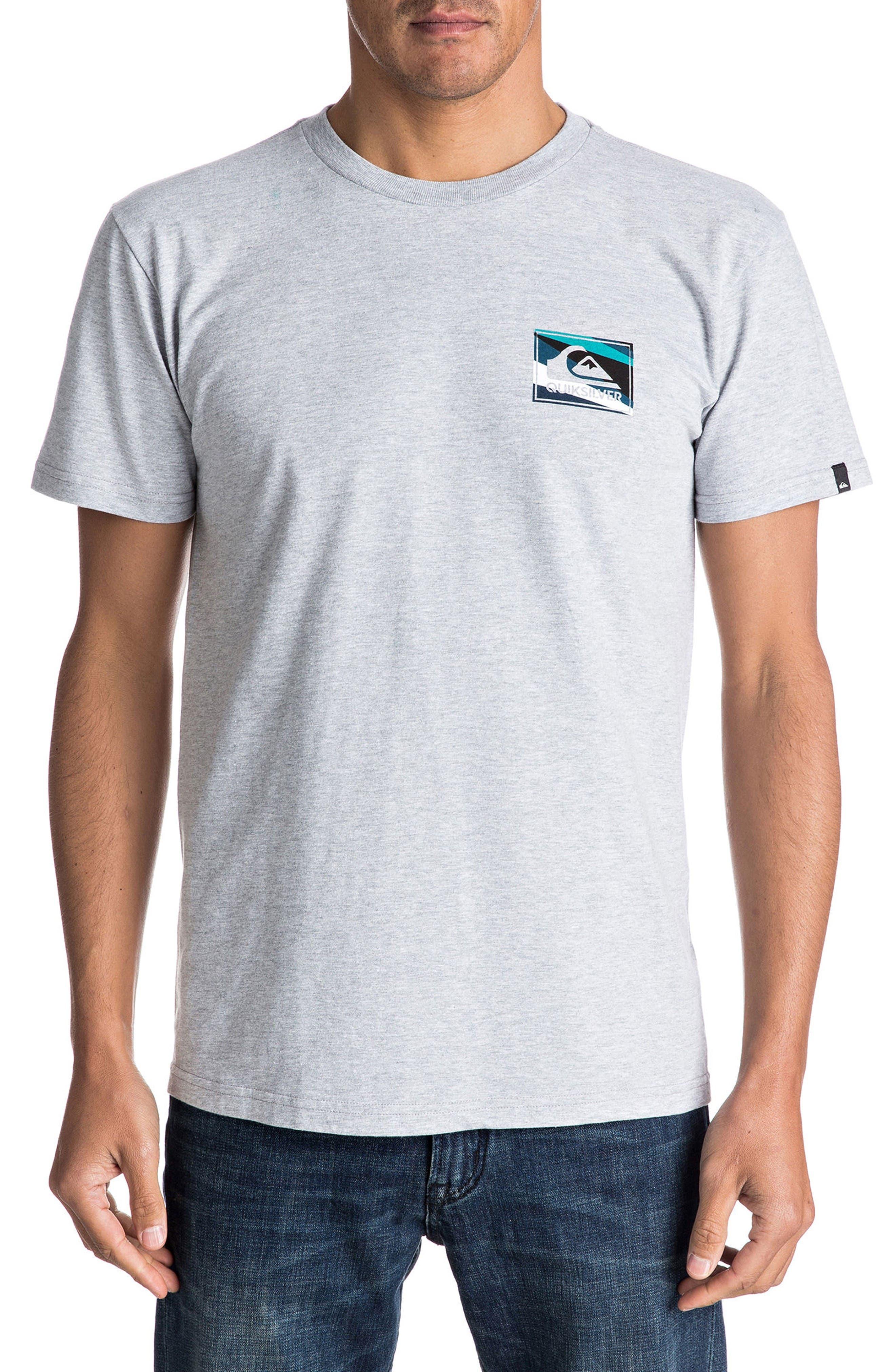 Quiksilver Box Knife Graphic T-Shirt