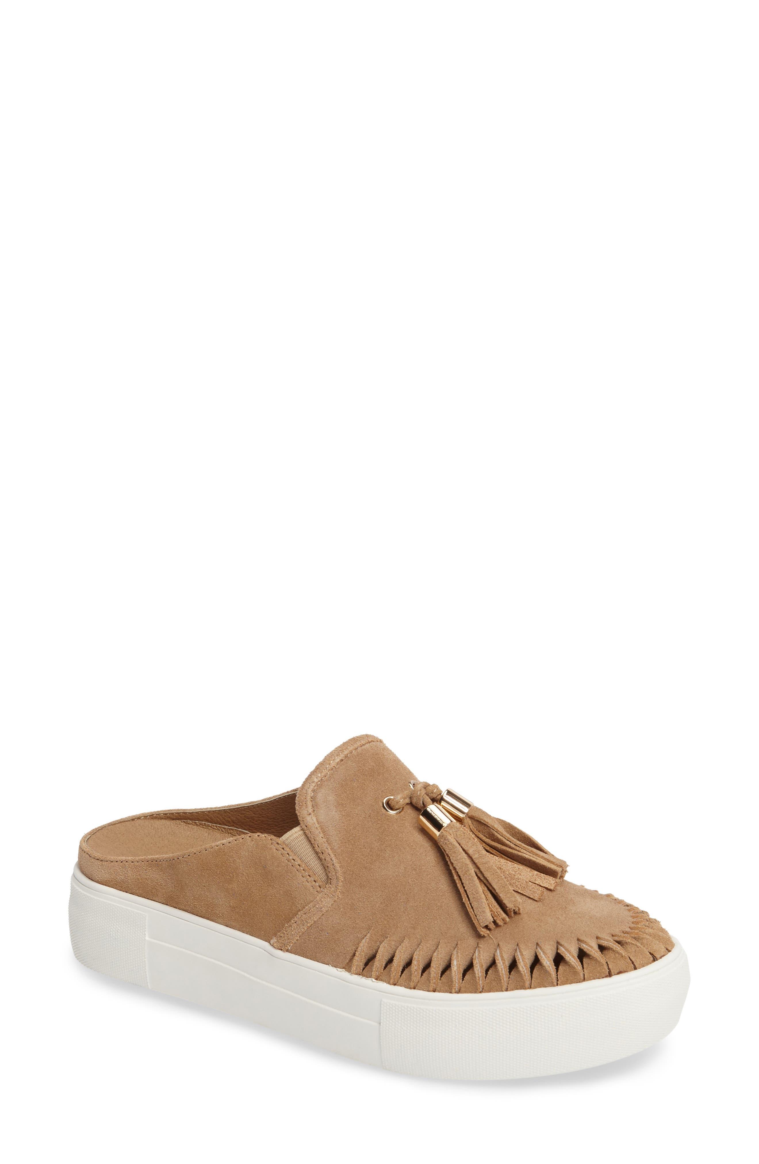 JSlides Tassel Slip-On Sneaker (Women)