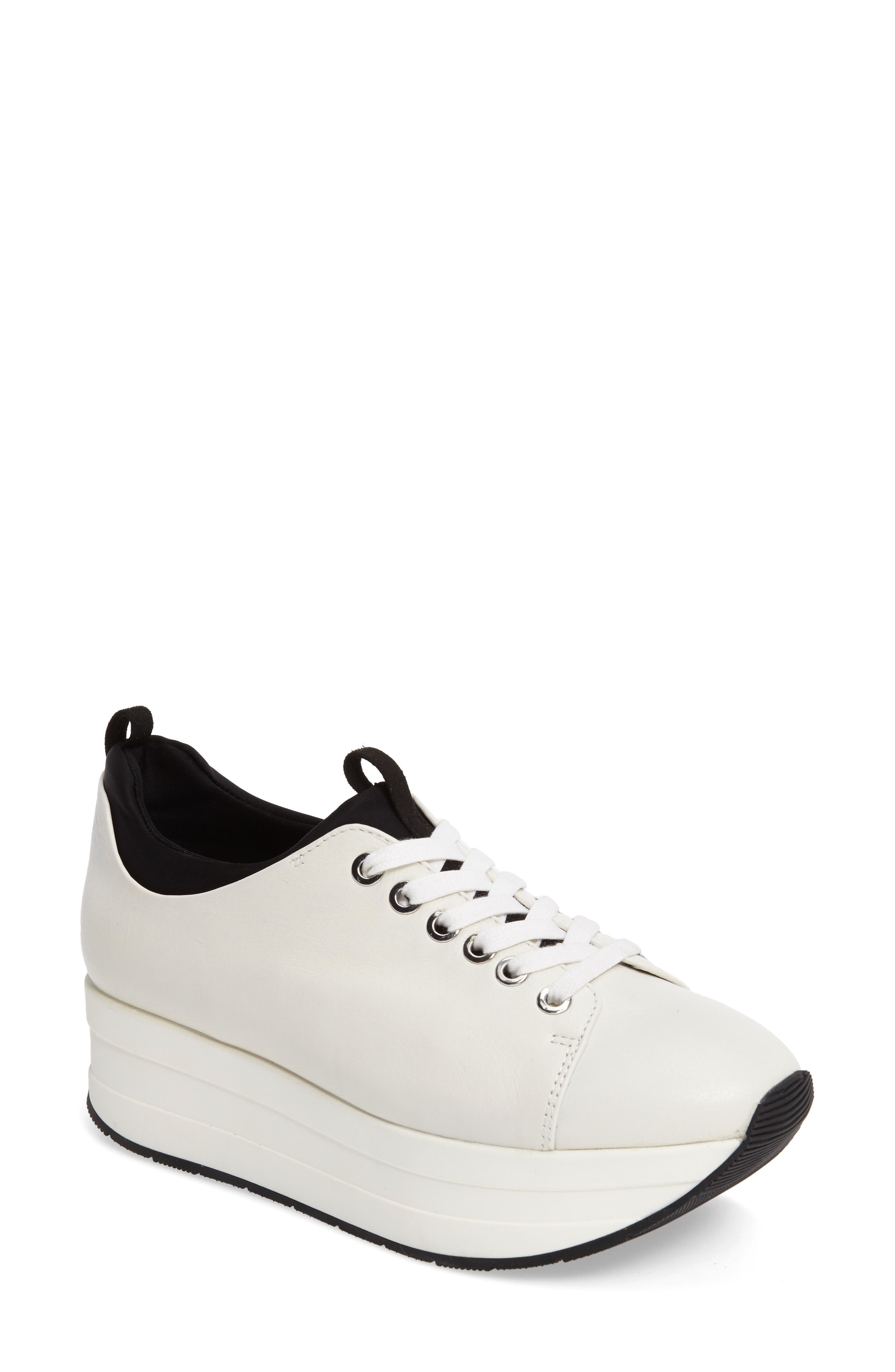 JSlides Leena Platform Sneaker (Women)