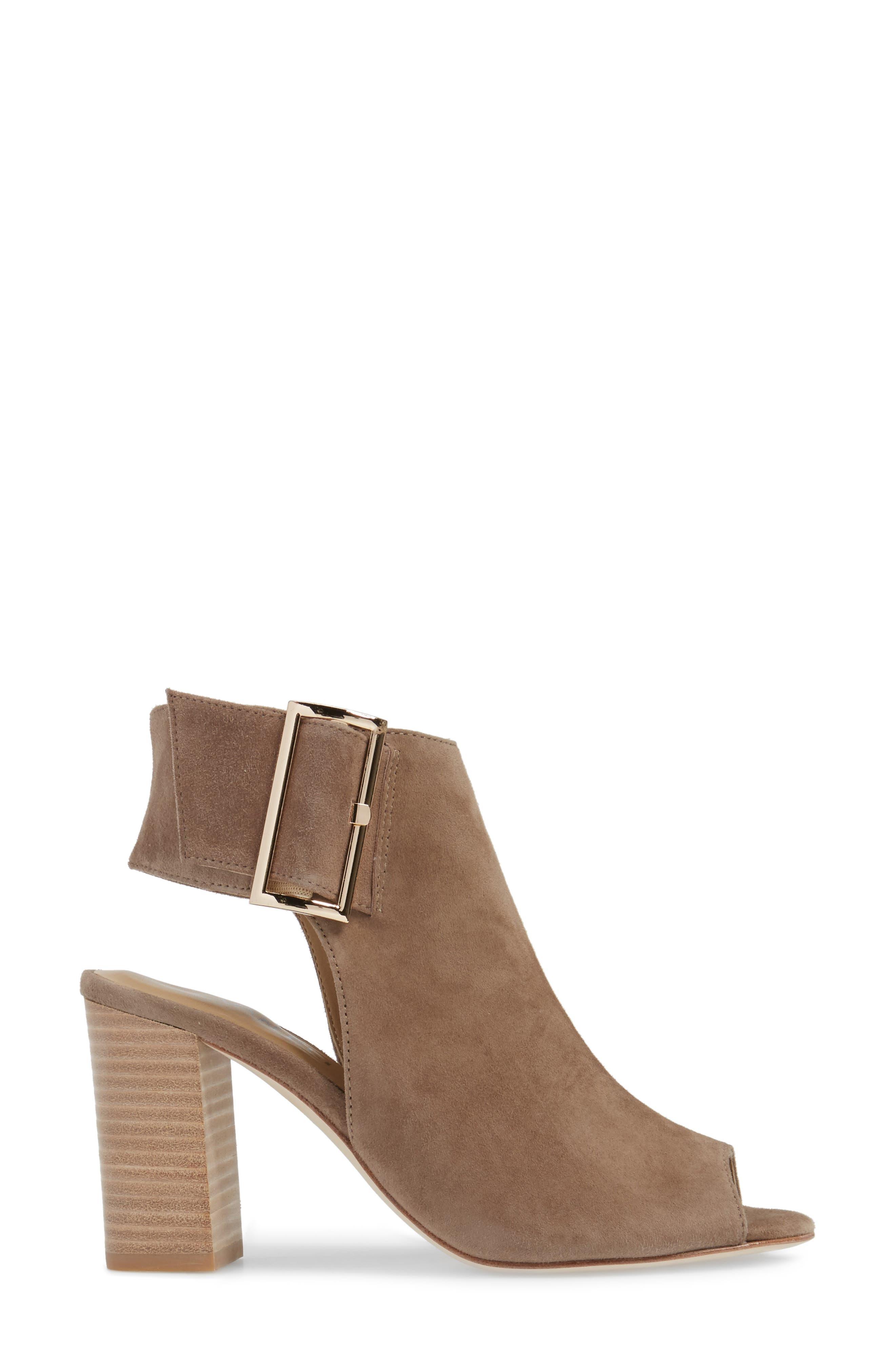 Alternate Image 3  - VANELi 'Bisa' Peep Toe Slingback Sandal (Women)