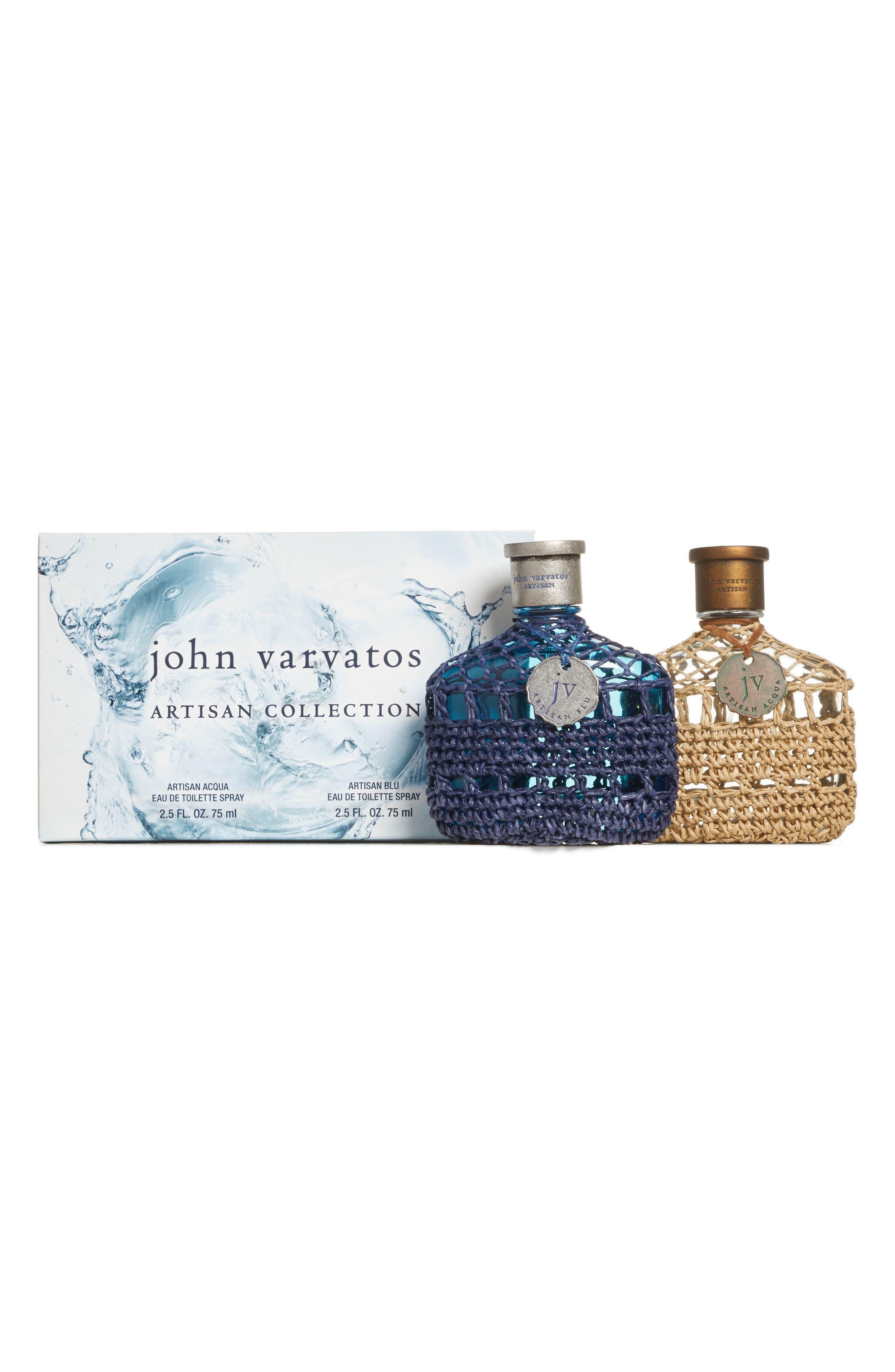 John Varvatos Men's Fragrance Collection ($138 Value)