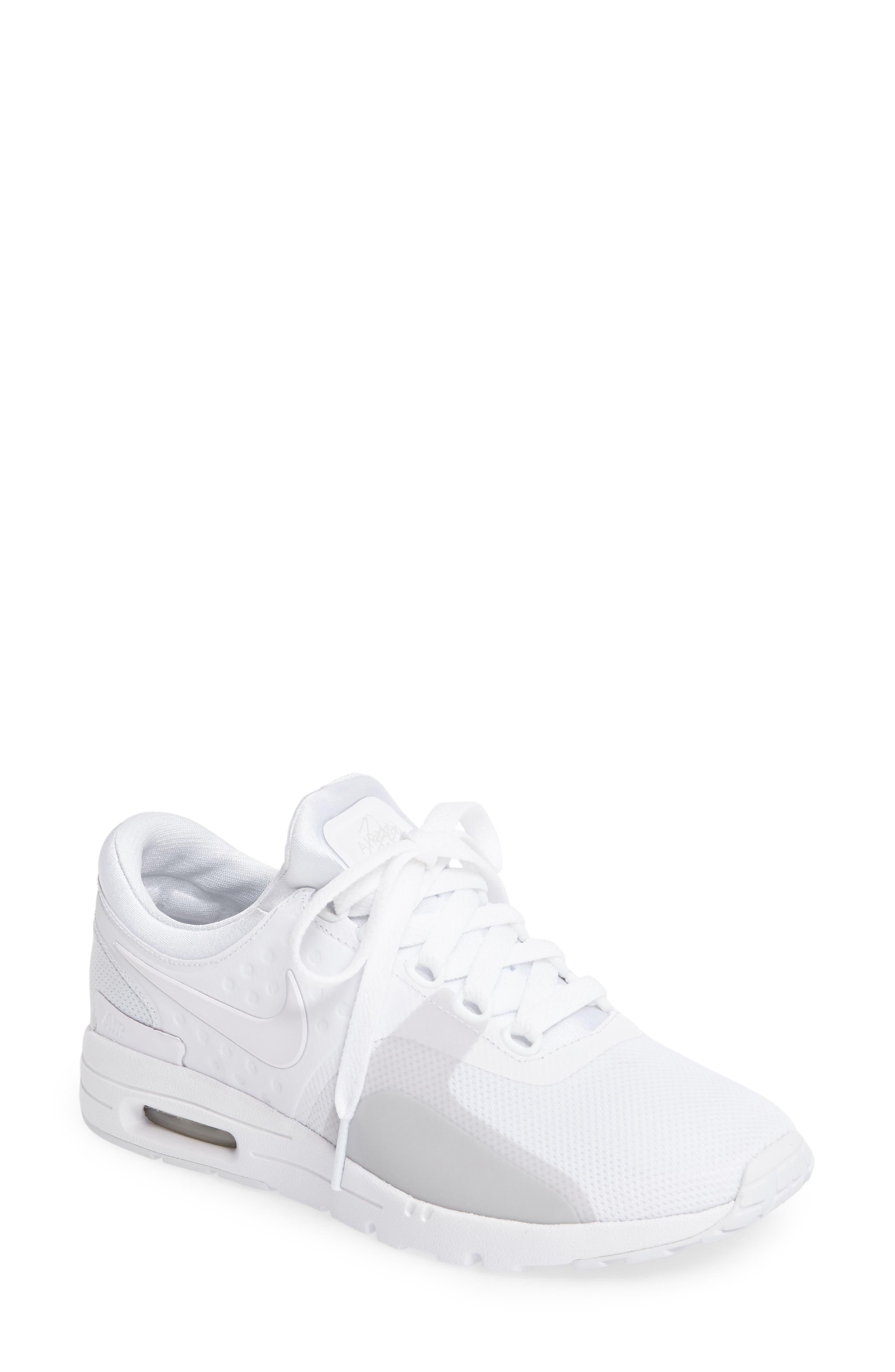 Alternate Image 1 Selected - Nike Air Max Zero Sneaker (Women)