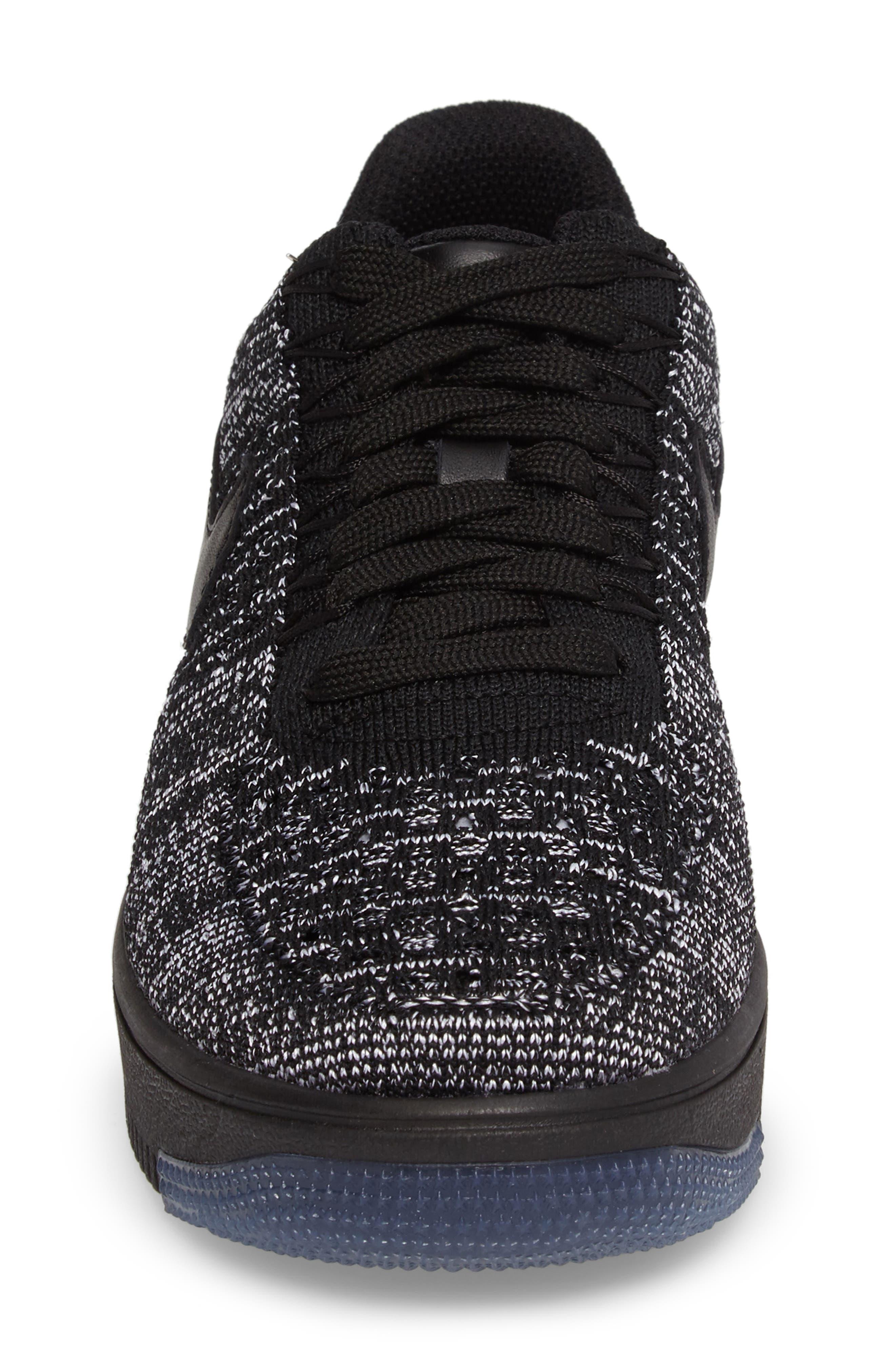 Alternate Image 4  - Nike 'Air Force 1 Flyknit Low' Sneaker (Women)