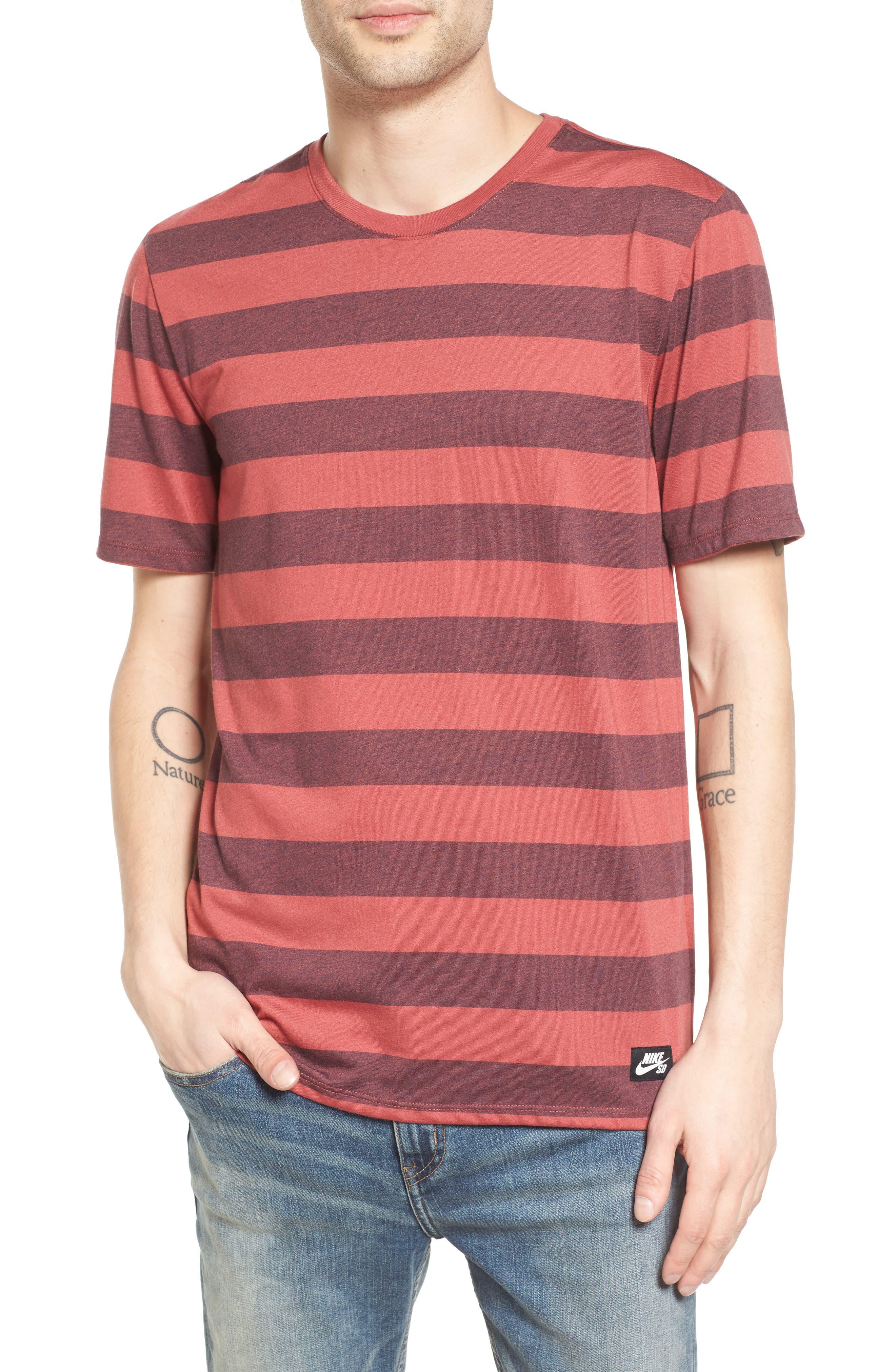 Nike SB Dry Stripe T-Shirt