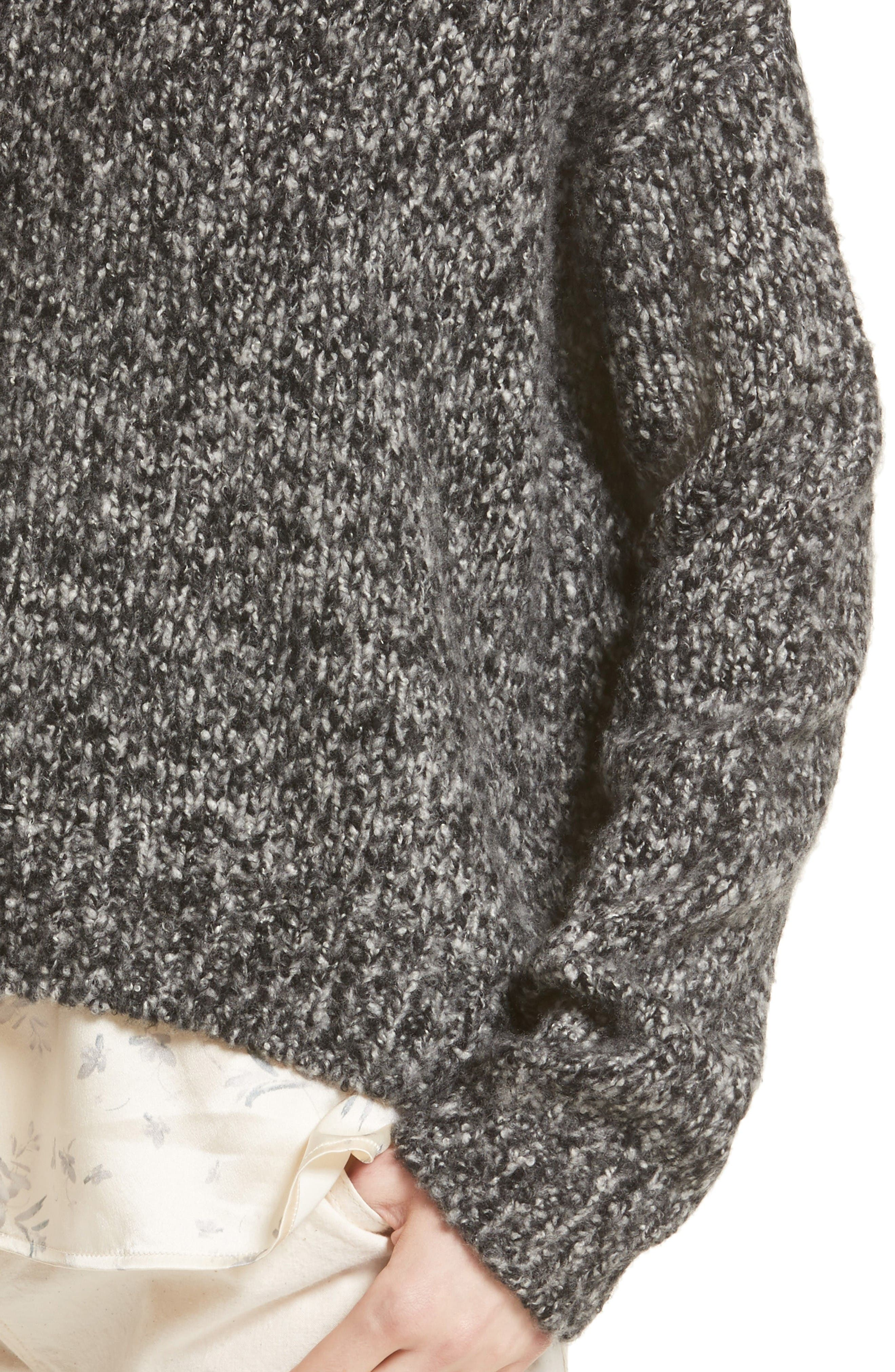 Alternate Image 4  - Vince Chunky Knit Sweater