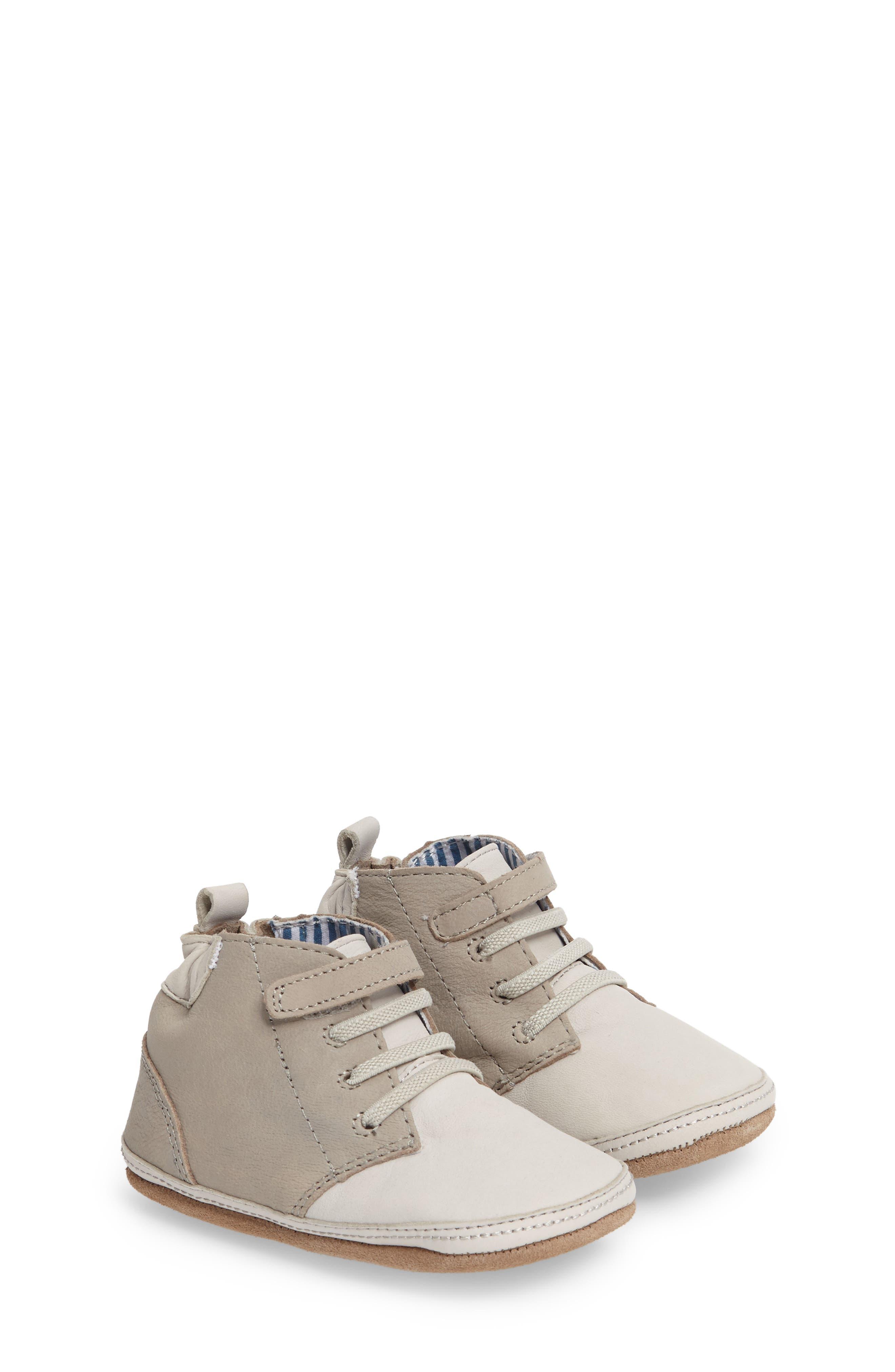 Robeez® Elijah Crib Shoe (Baby & Walker)