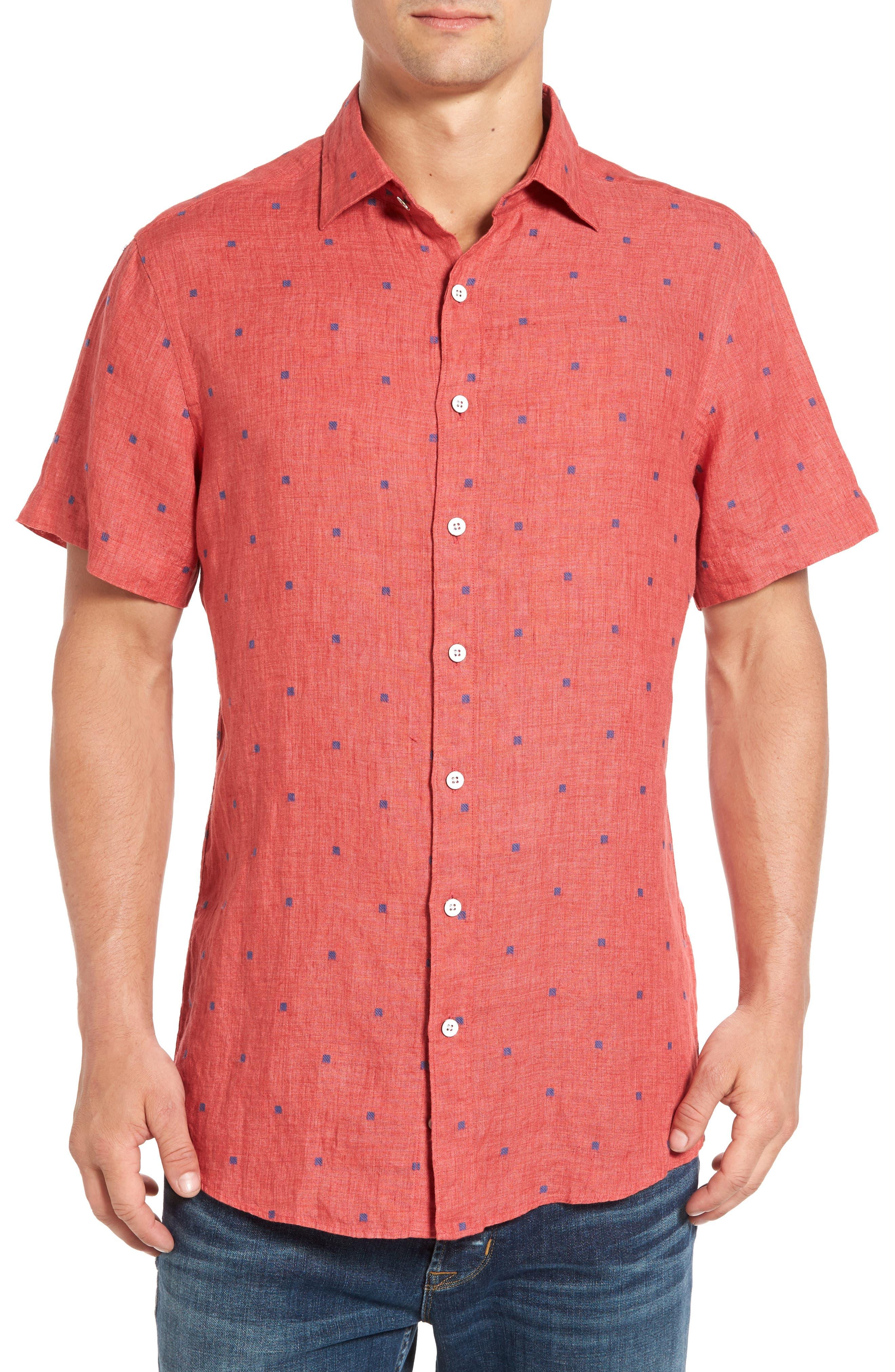 Rodd & Gunn Chamberlins Island Linen Sport Shirt
