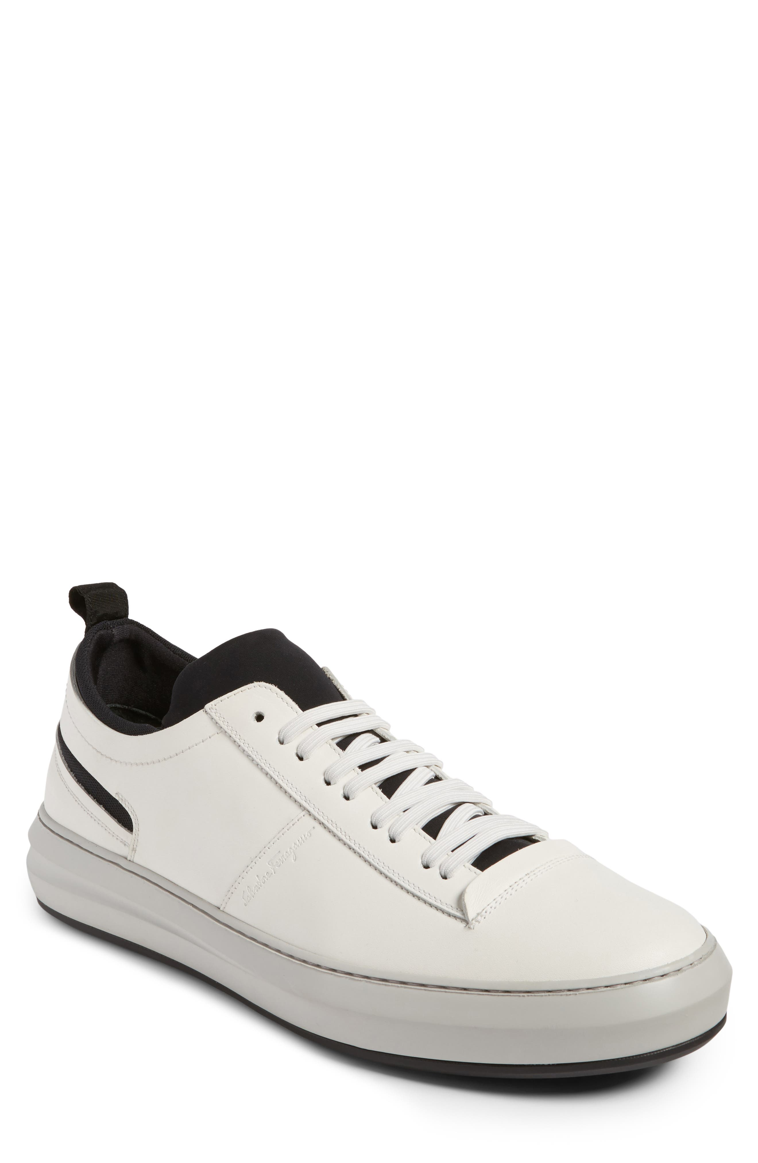 Salvatore Ferragamo Desert Sock Sneaker (Men)