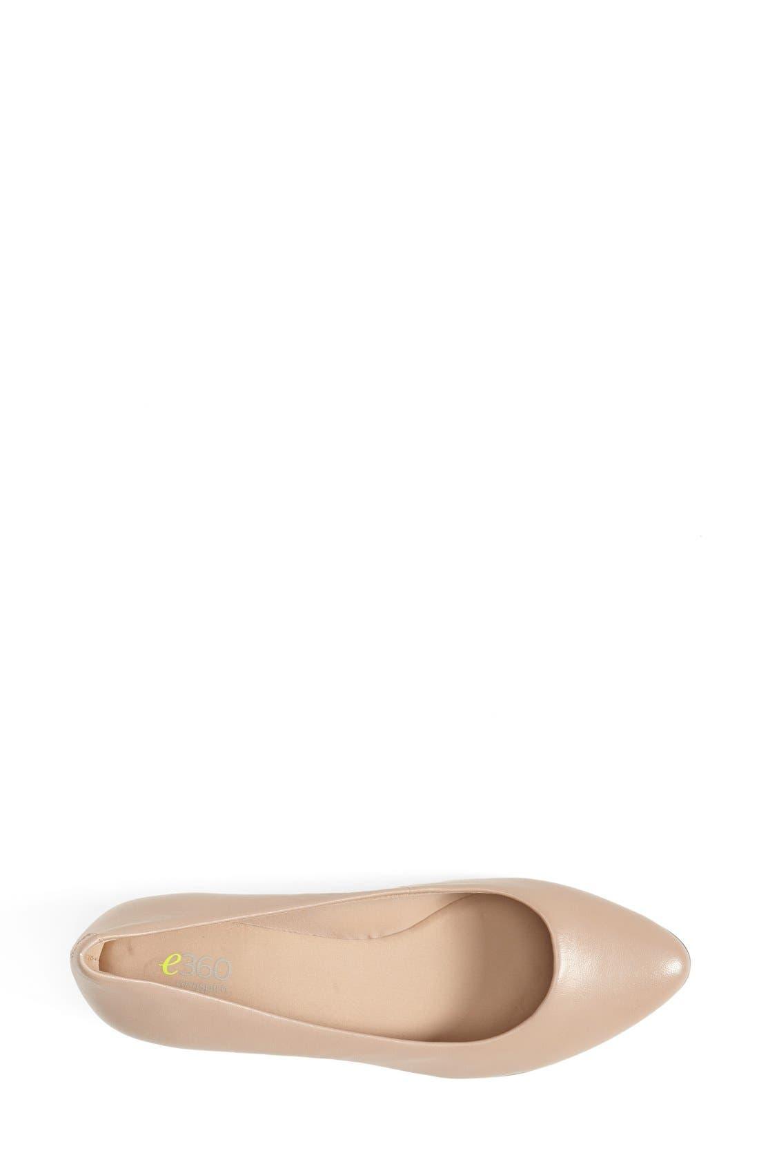 Alternate Image 3  - Easy Spirit 'e360 - Avery' Leather Flat (Women)
