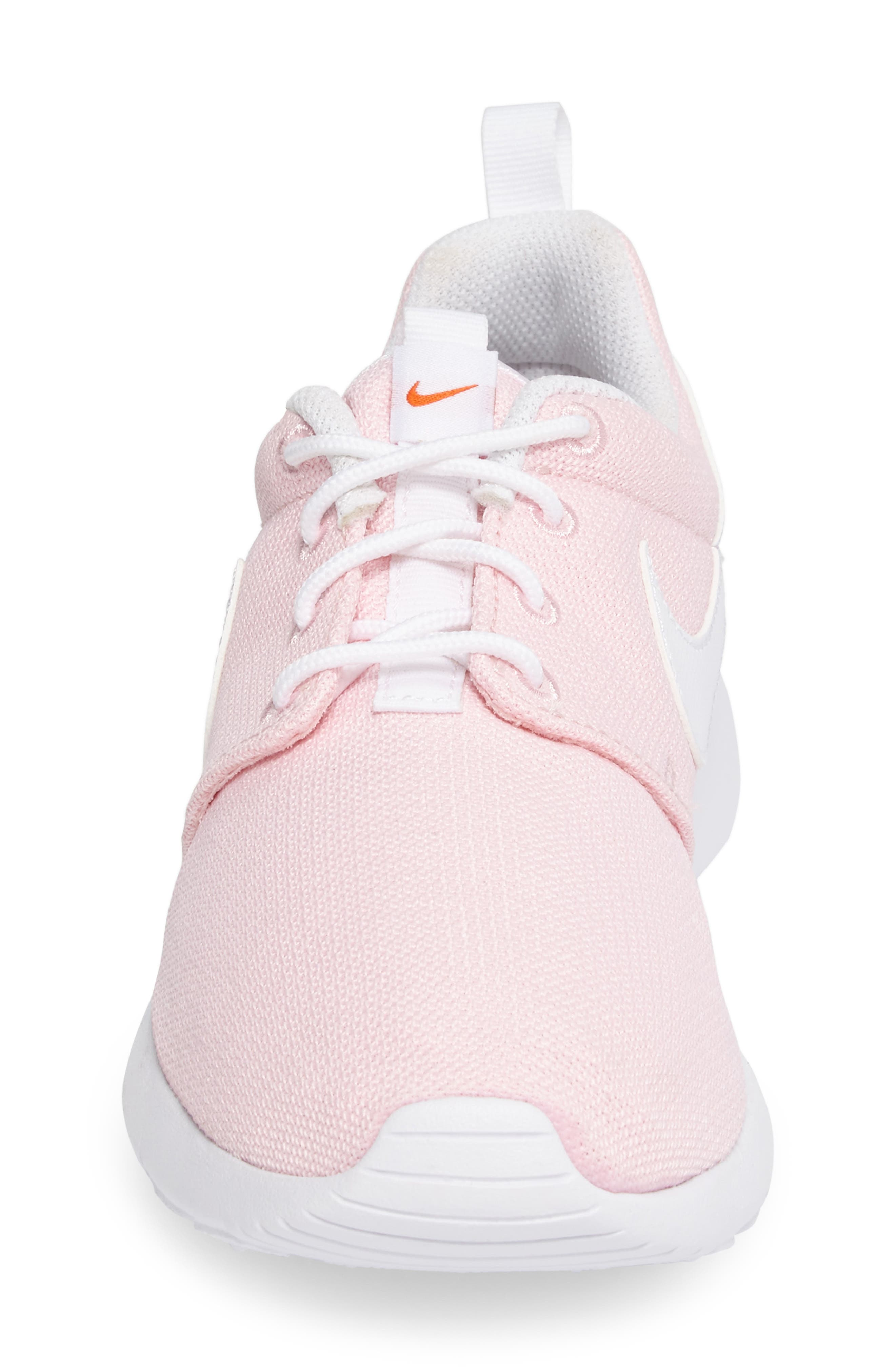 Alternate Image 4  - Nike 'Roshe Run' Athletic Shoe (Little Kid & Big Kid)