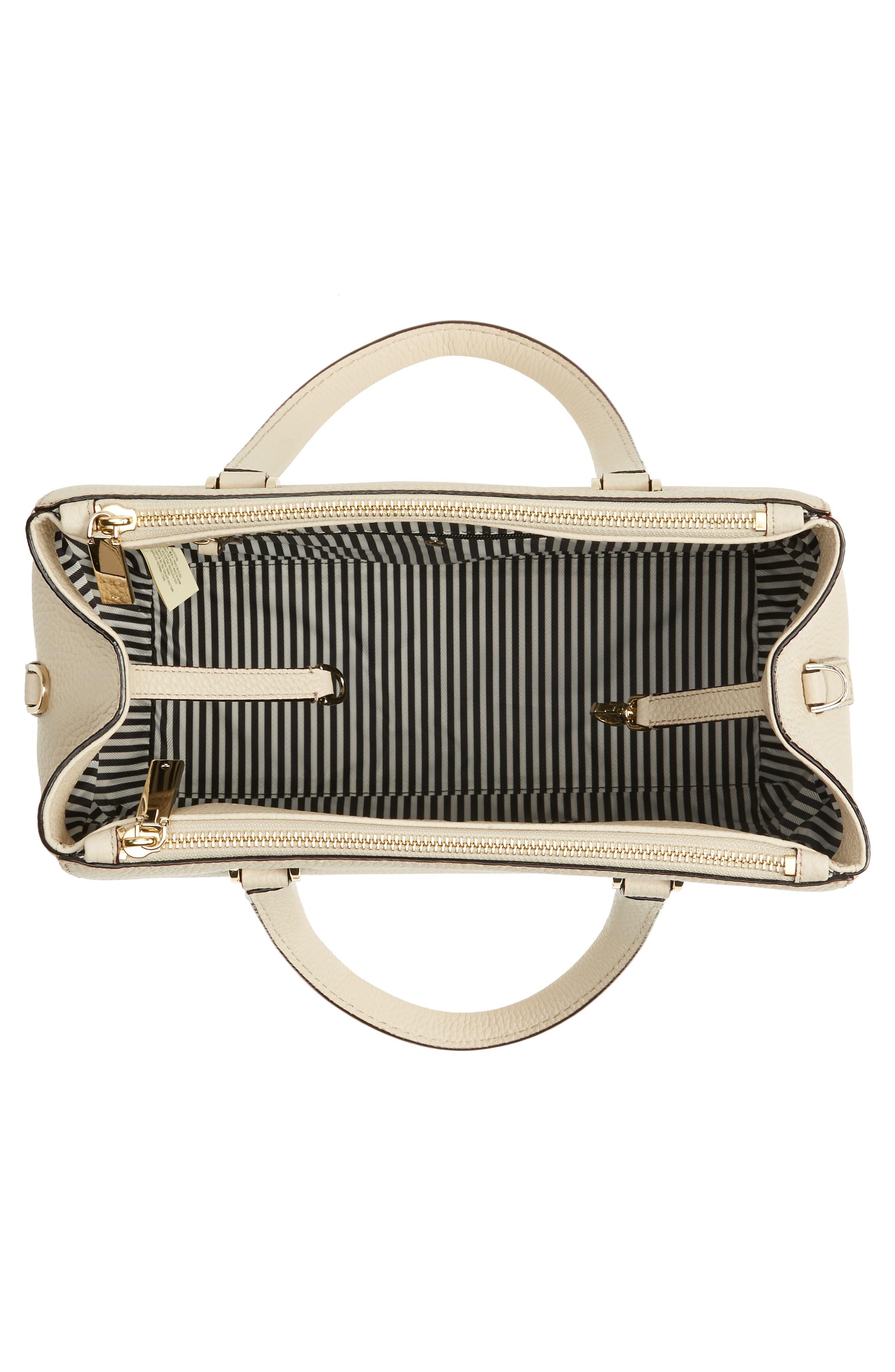 Alternate Image 4  - kate spade new york hopkins street - fallon leather satchel