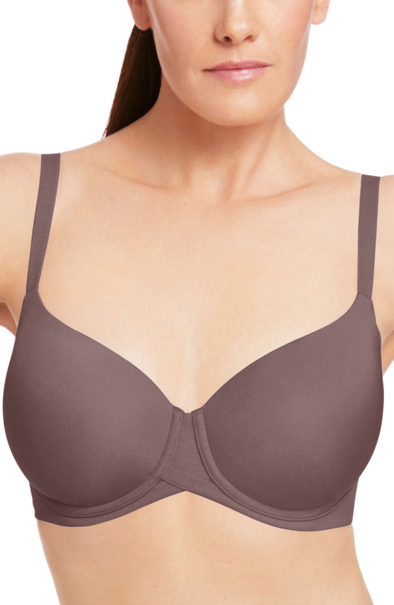 Wacoal Ultimate Side Smoother Underwire T-Shirt Bra