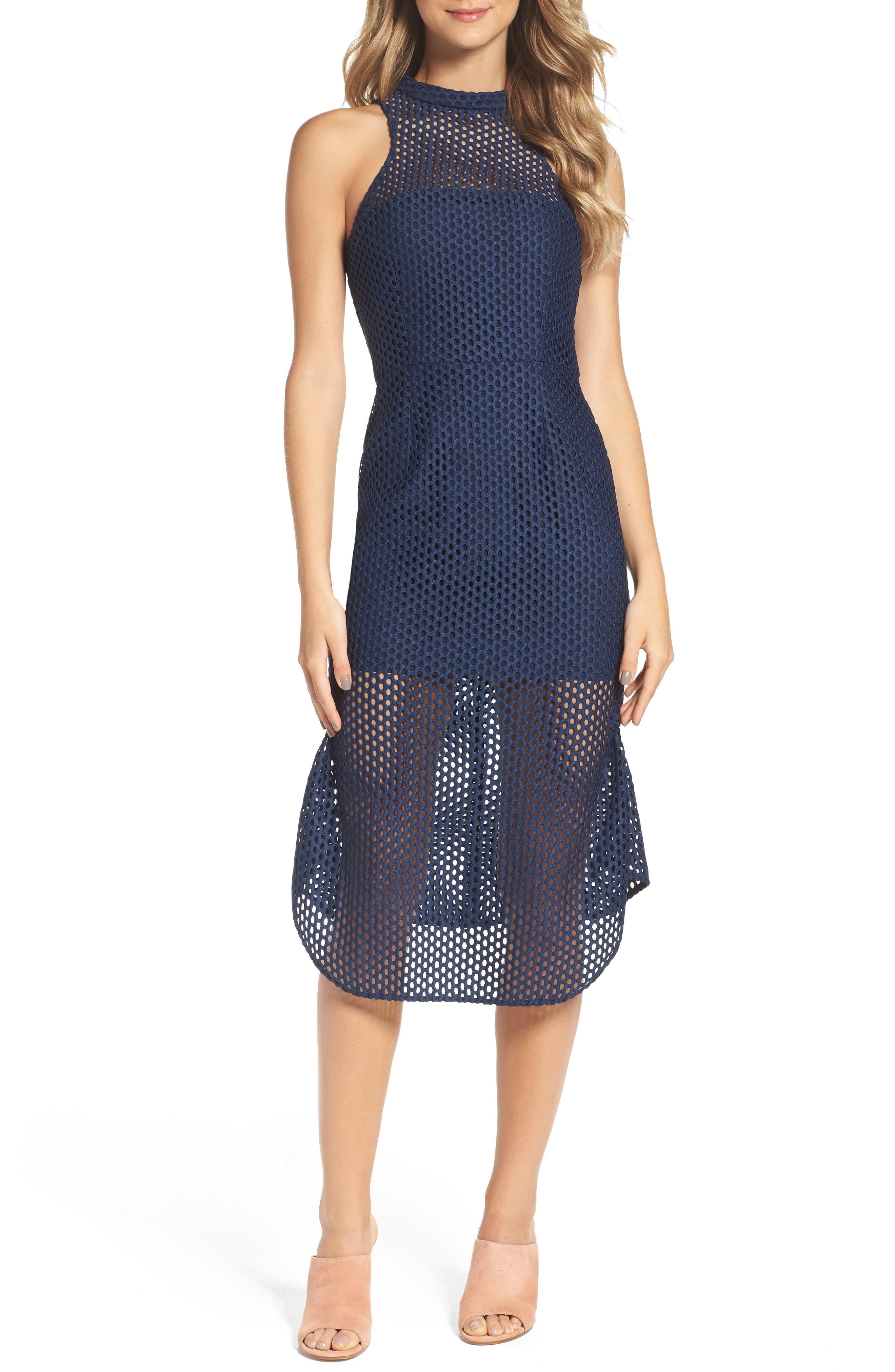 Cooper St Azure Midi Dress
