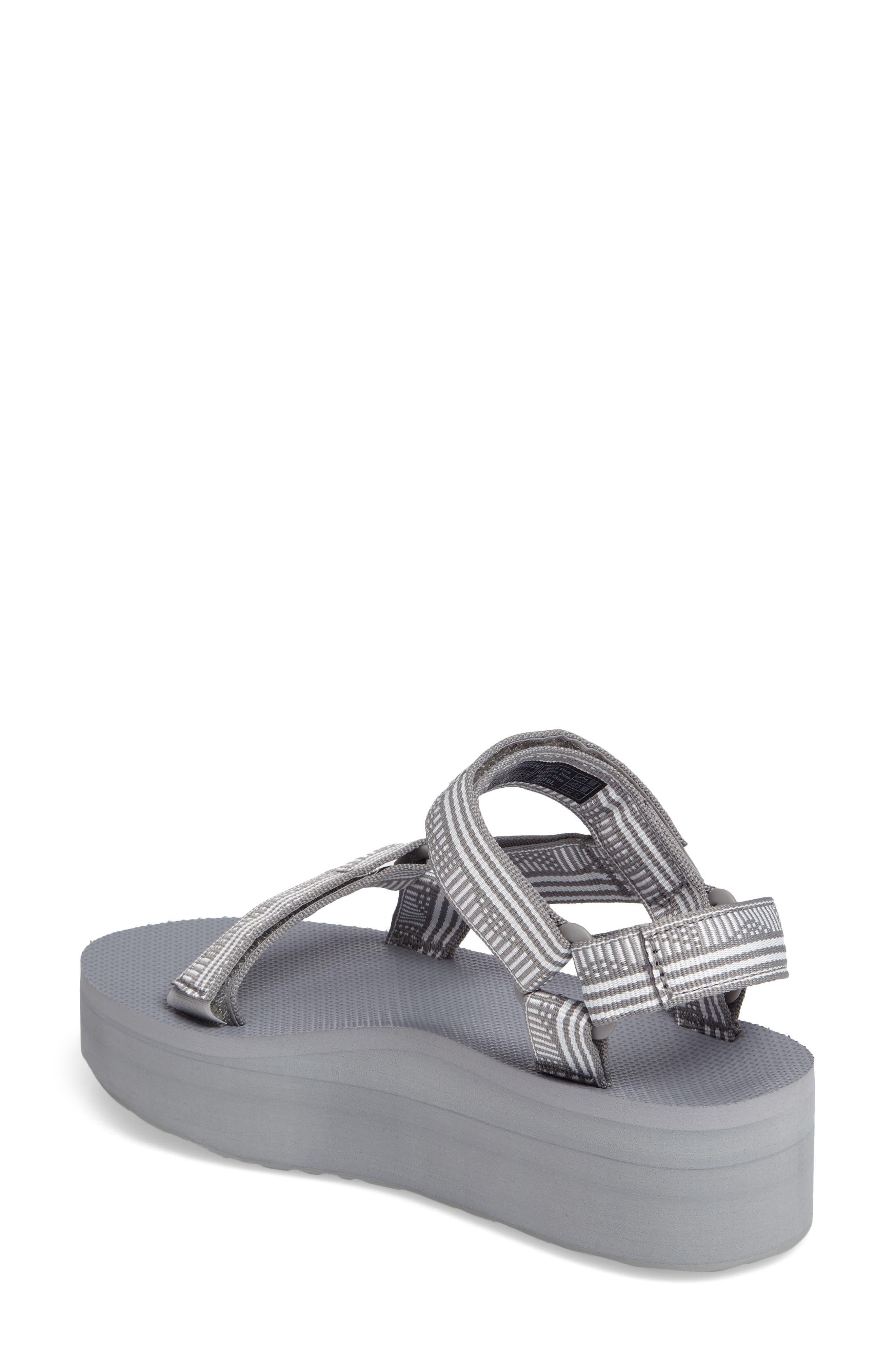 Alternate Image 2  - Teva 'Universal' Flatform Sandal (Women)