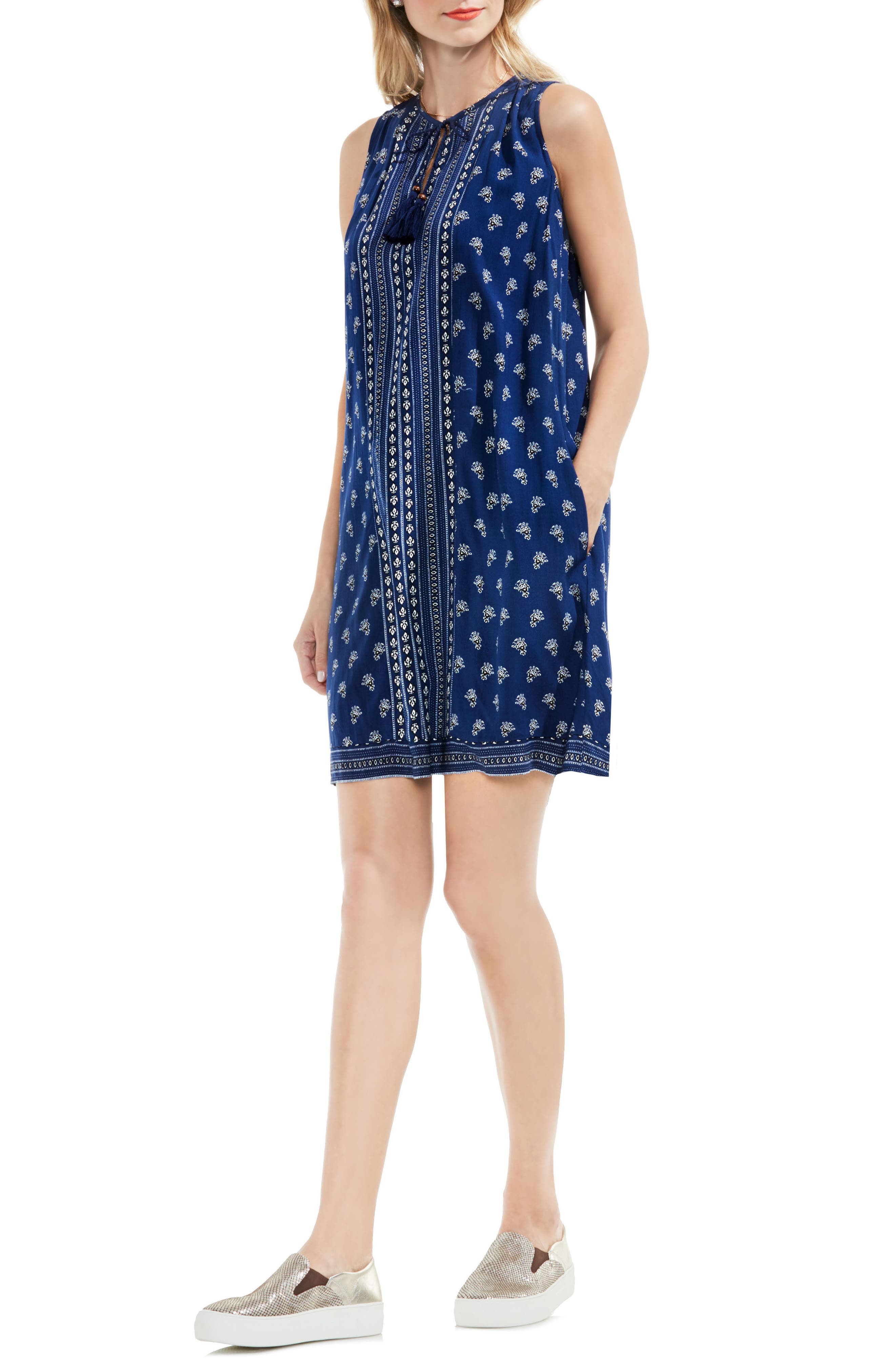 Two by Vince Camuto Shift Dress