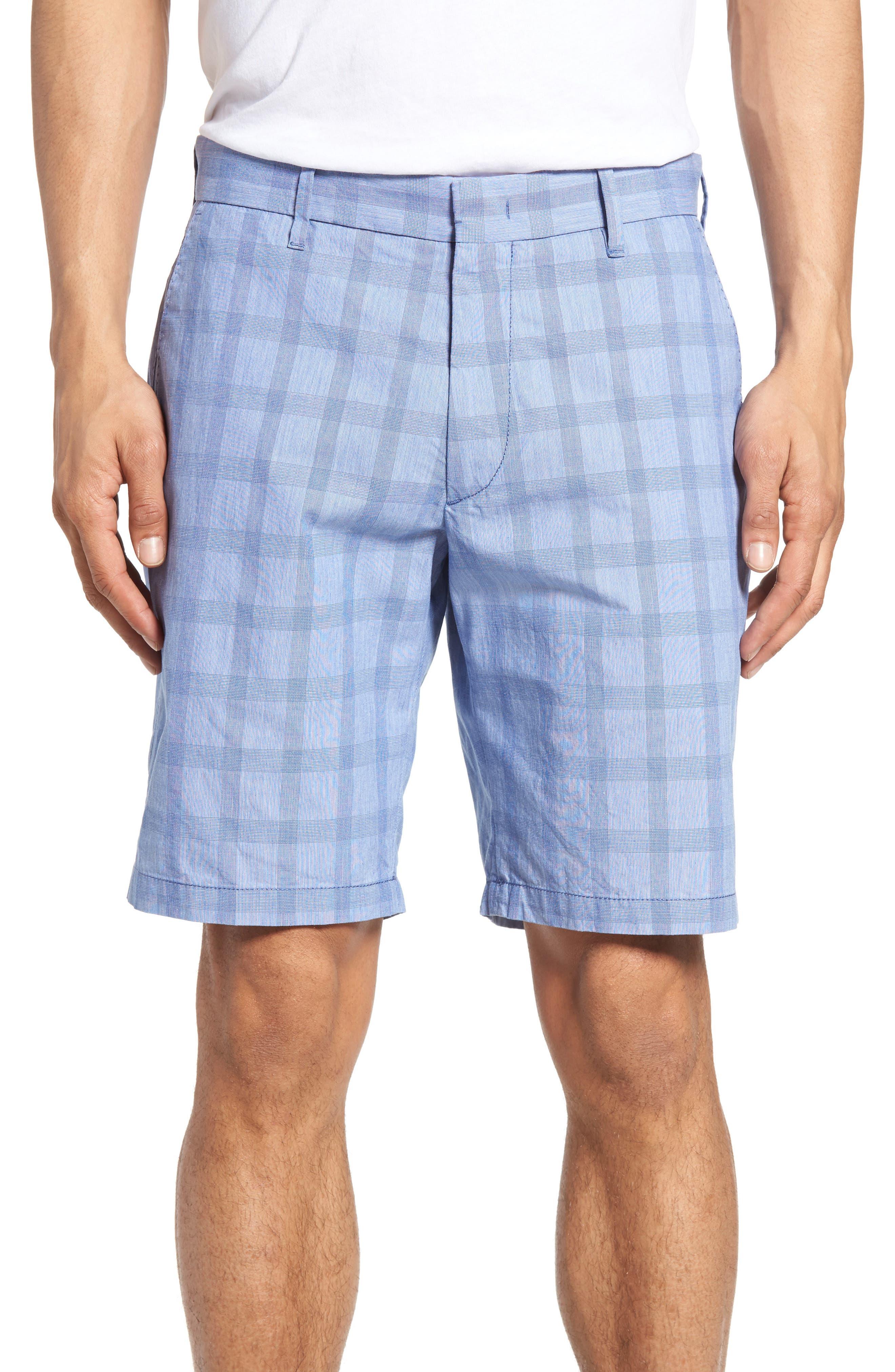 Zachary Prell Antrorse Plaid Shorts