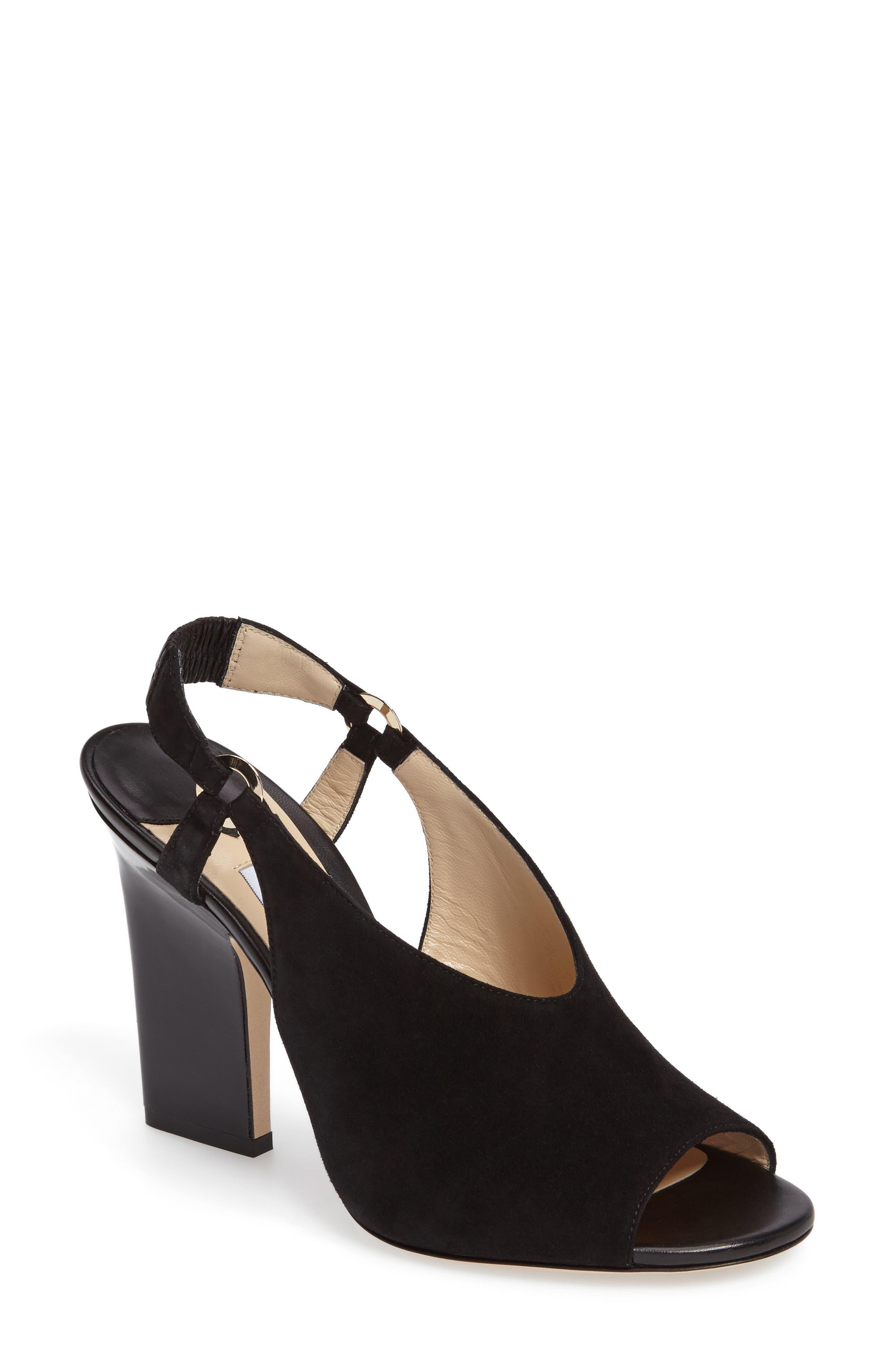 Jimmy Choo Hansa Slingback Sandal (Women)