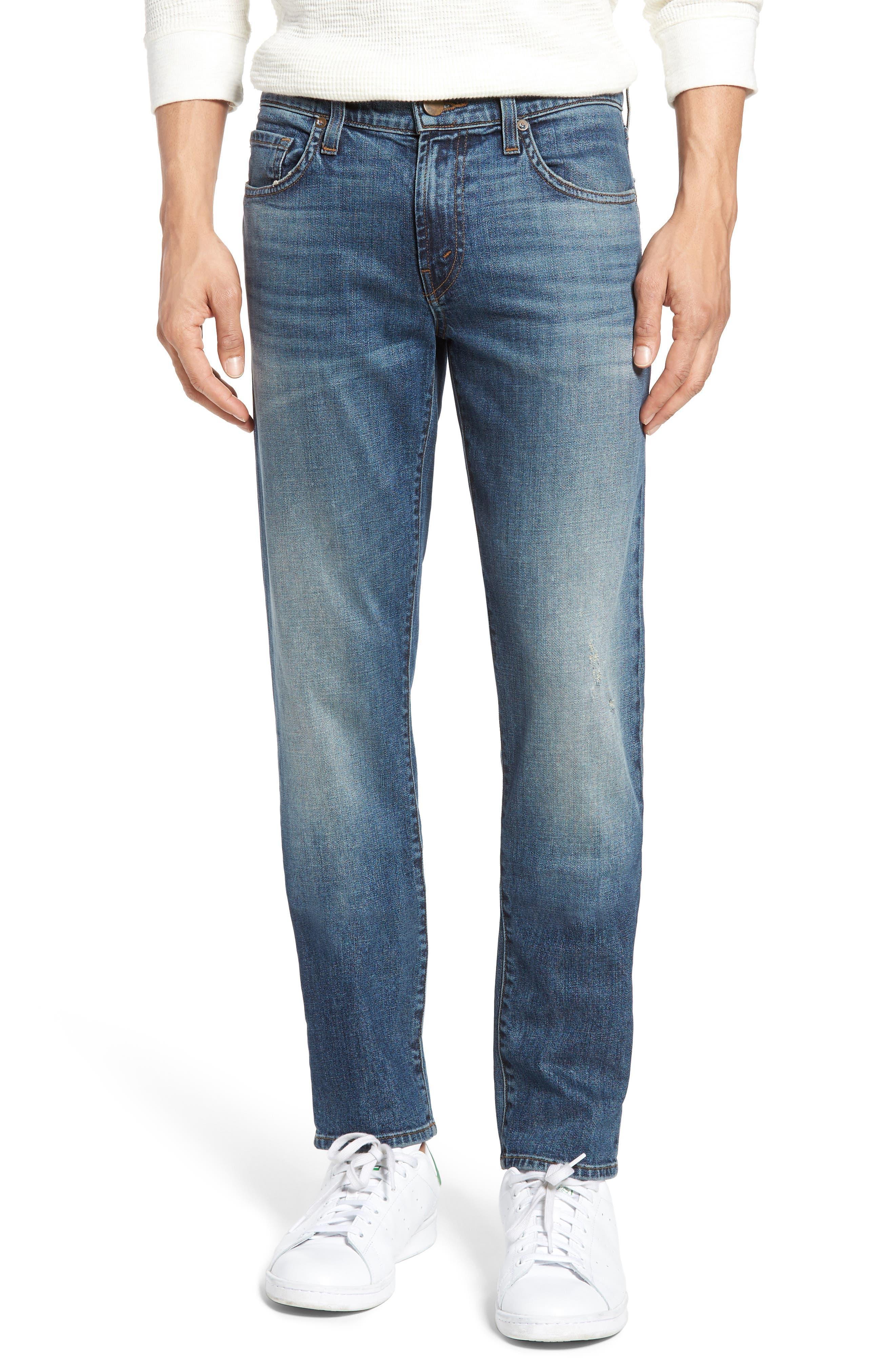J Brand Tyler Slim Fit Jeans (Galileo)