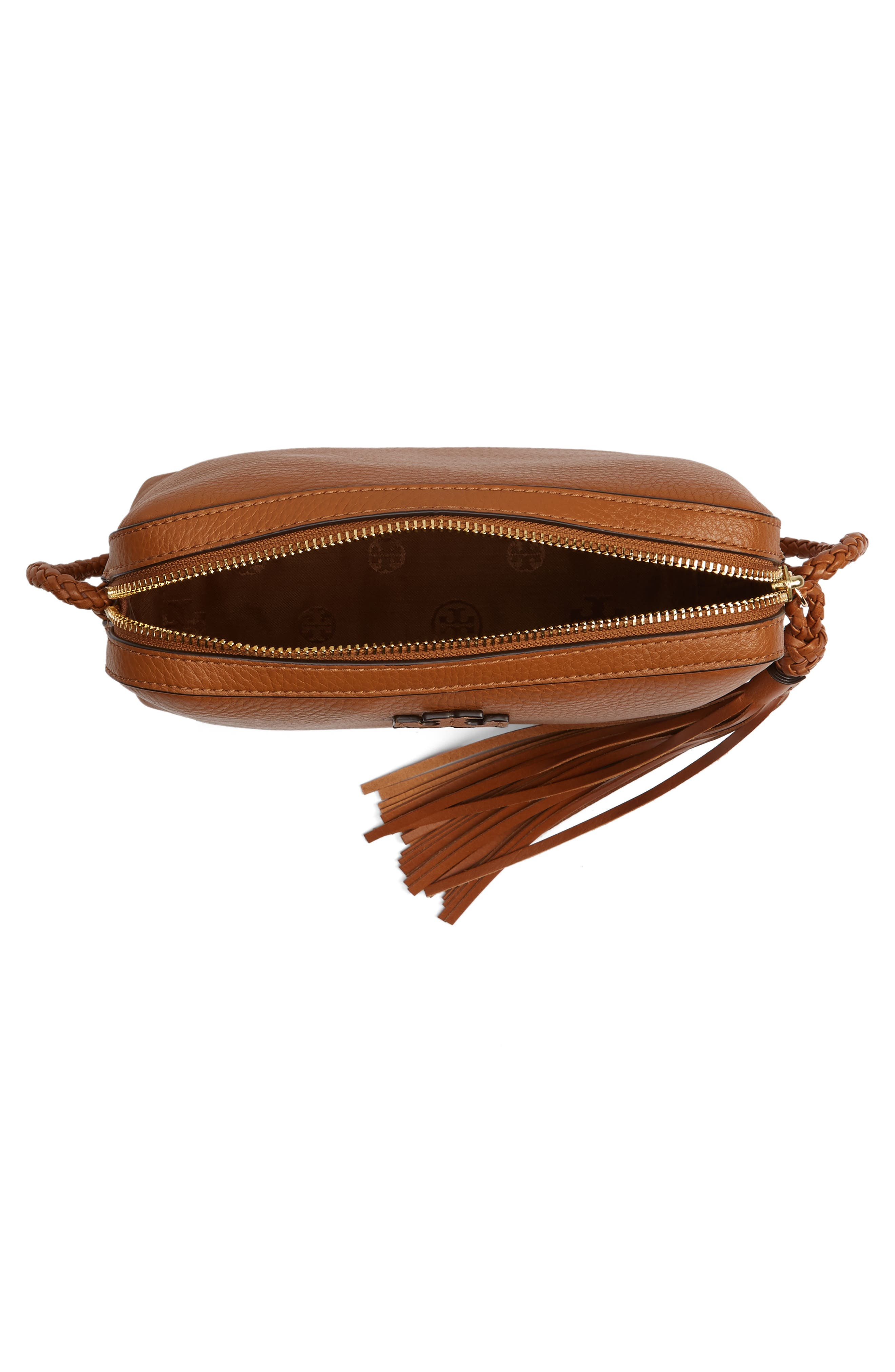 Alternate Image 3  - Tory Burch Taylor Leather Camera Bag