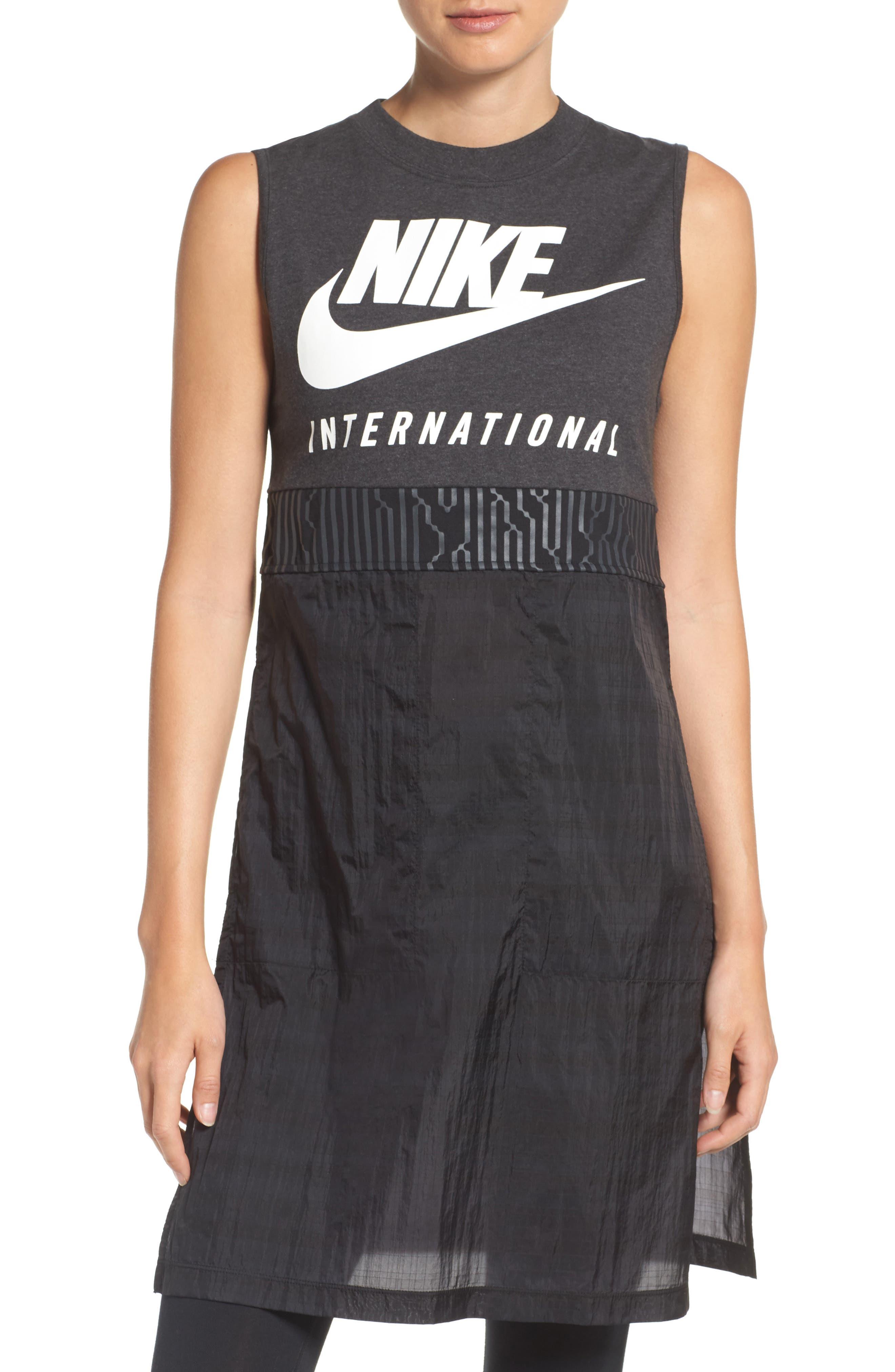 Nike International Tunic Tank