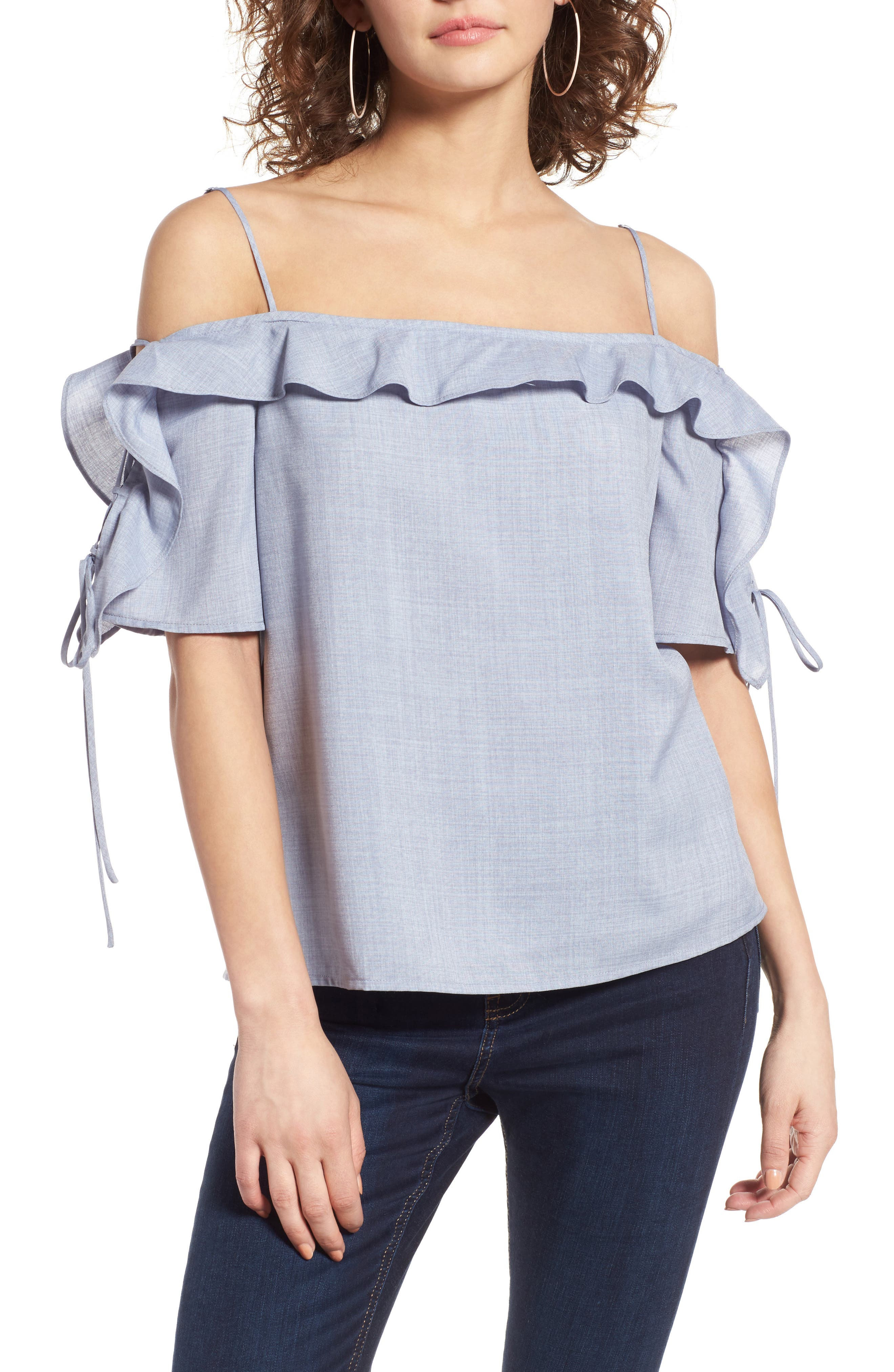 WAYF Rory Off-the-Shoulder Top