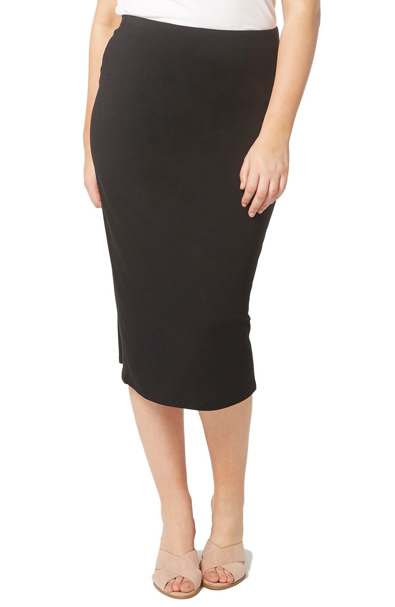 Evans Tube Skirt (Plus Size)