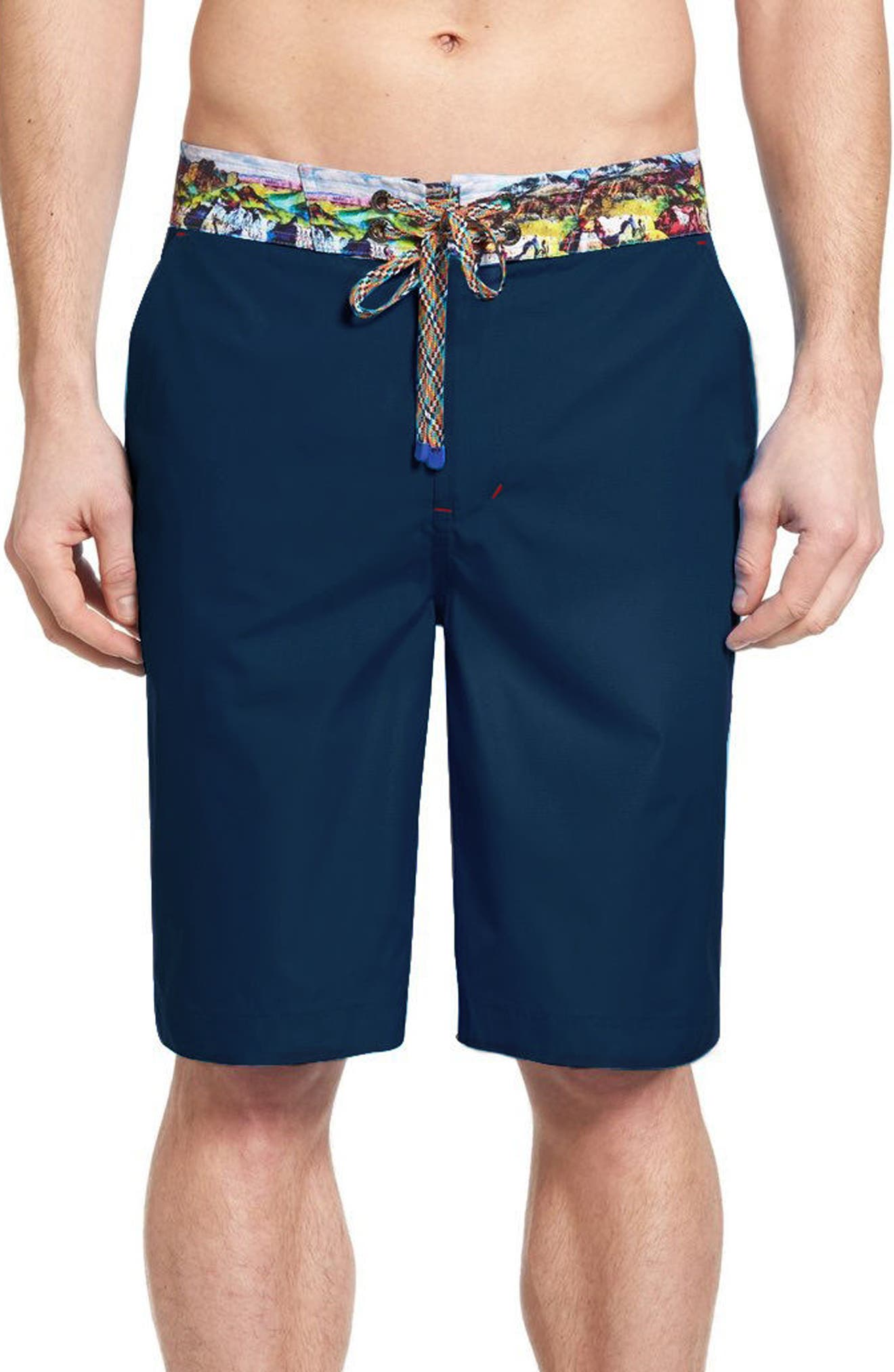 Robert Graham Boundless Board Shorts