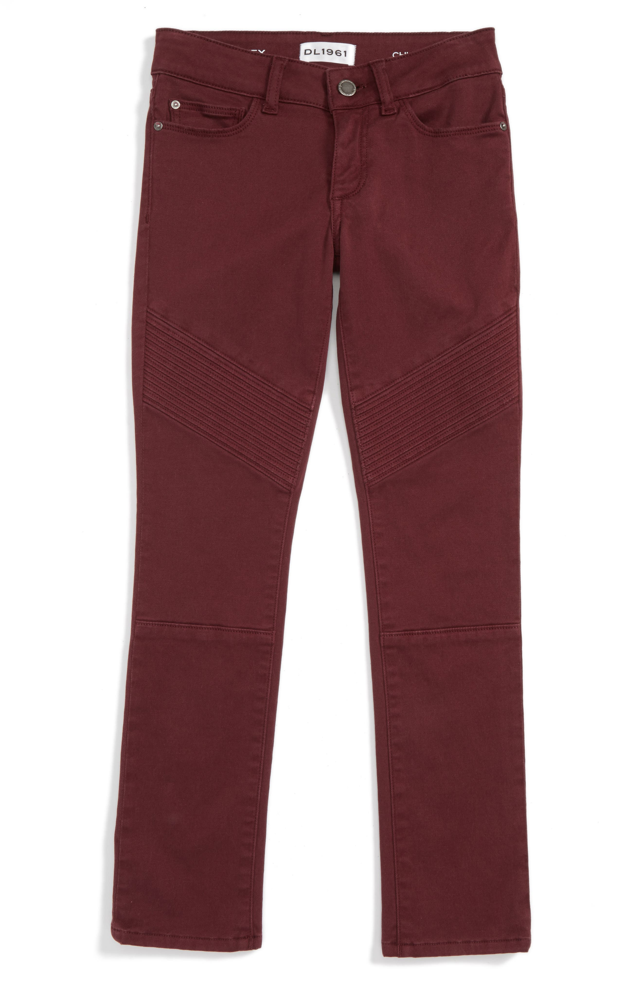 DL1961 Moto Skinny Jeans (Big Girls)