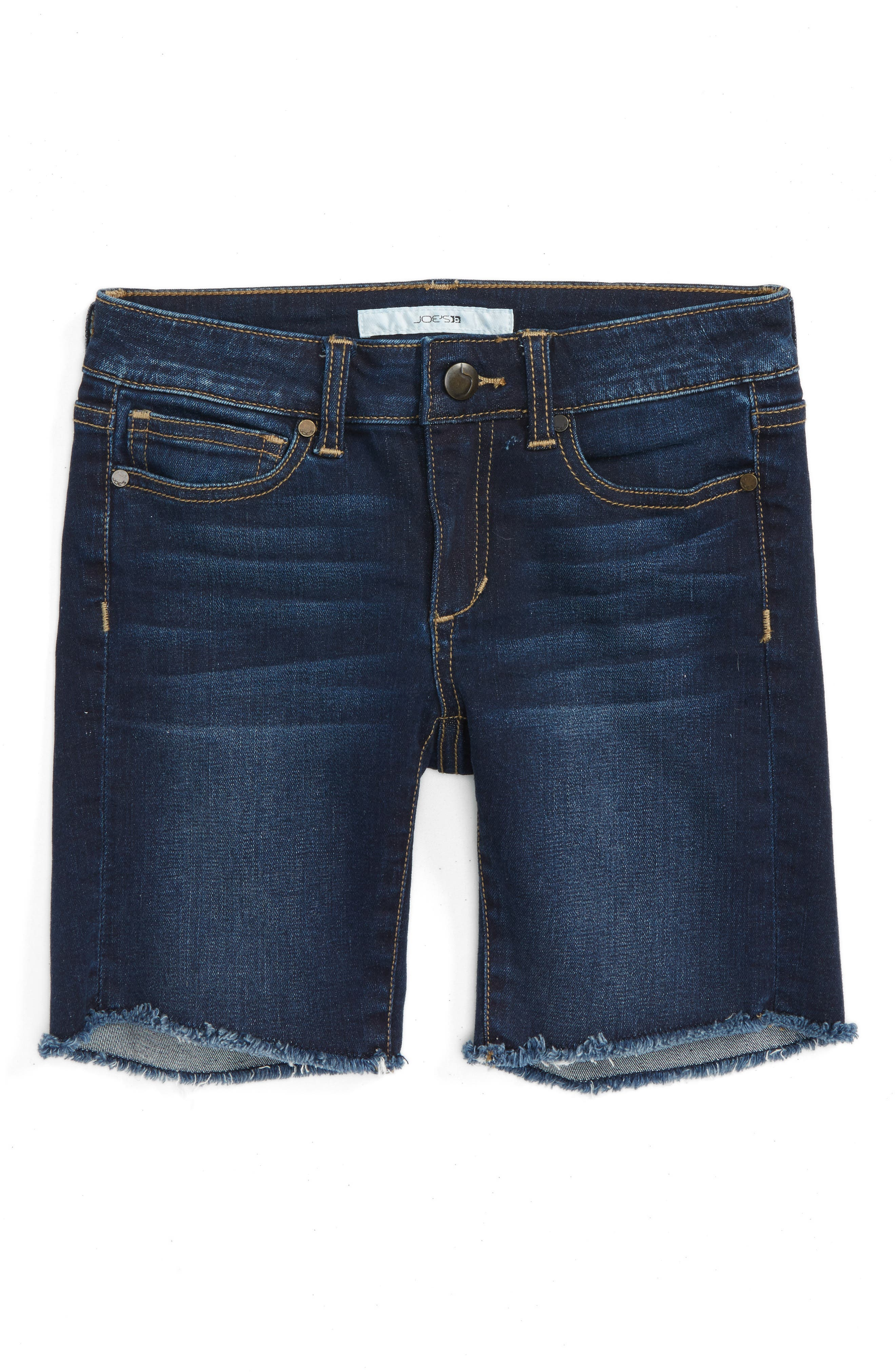 Joe's Cutoff Bermuda Shorts (Big Girls)