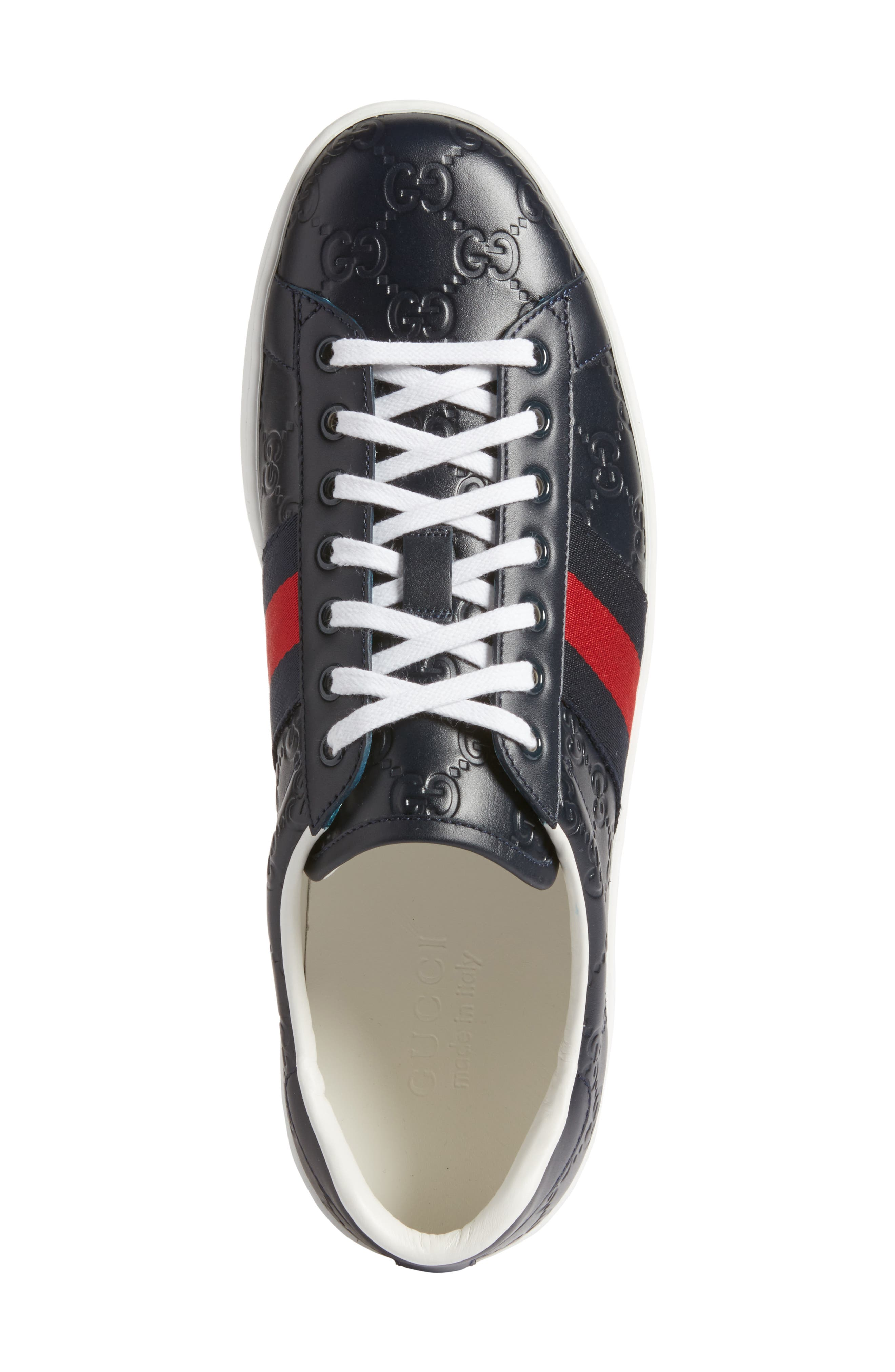Alternate Image 5  - Gucci 'New Ace' Sneaker (Men)