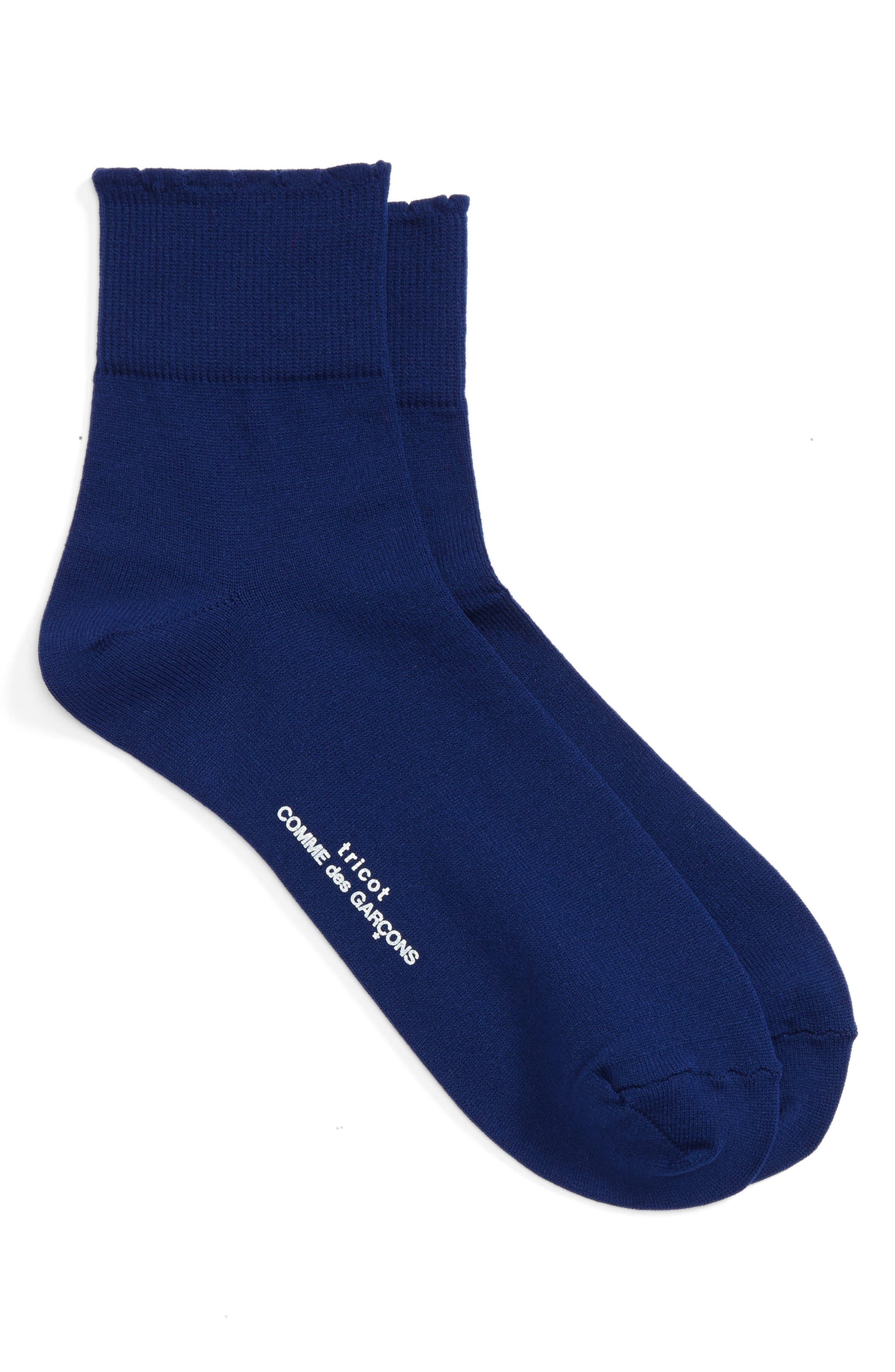 Tricot Comme des Garçons Jersey Crew Socks