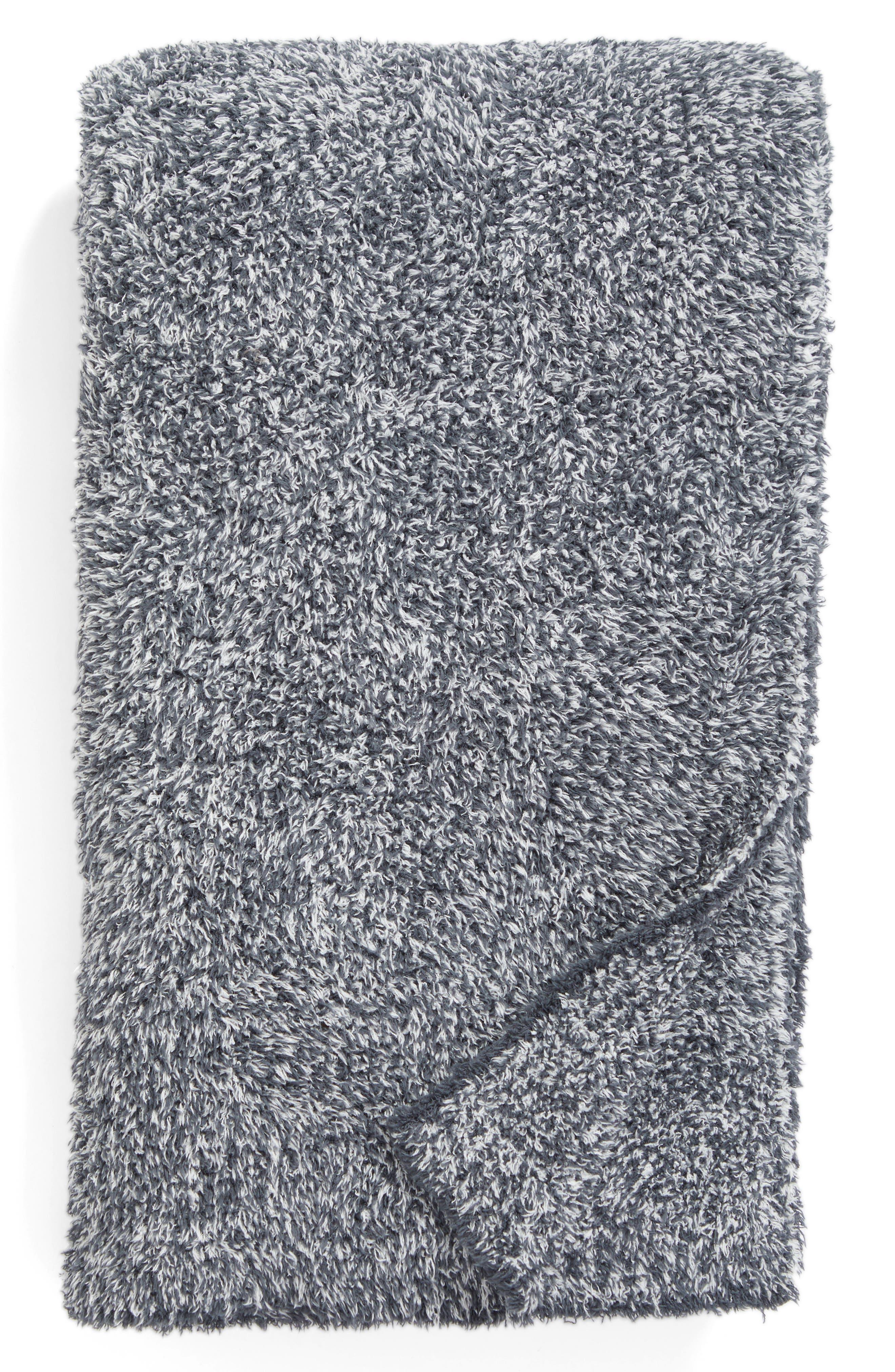 Barefoot Dreams® Cozychic® Heathered Throw Blanket