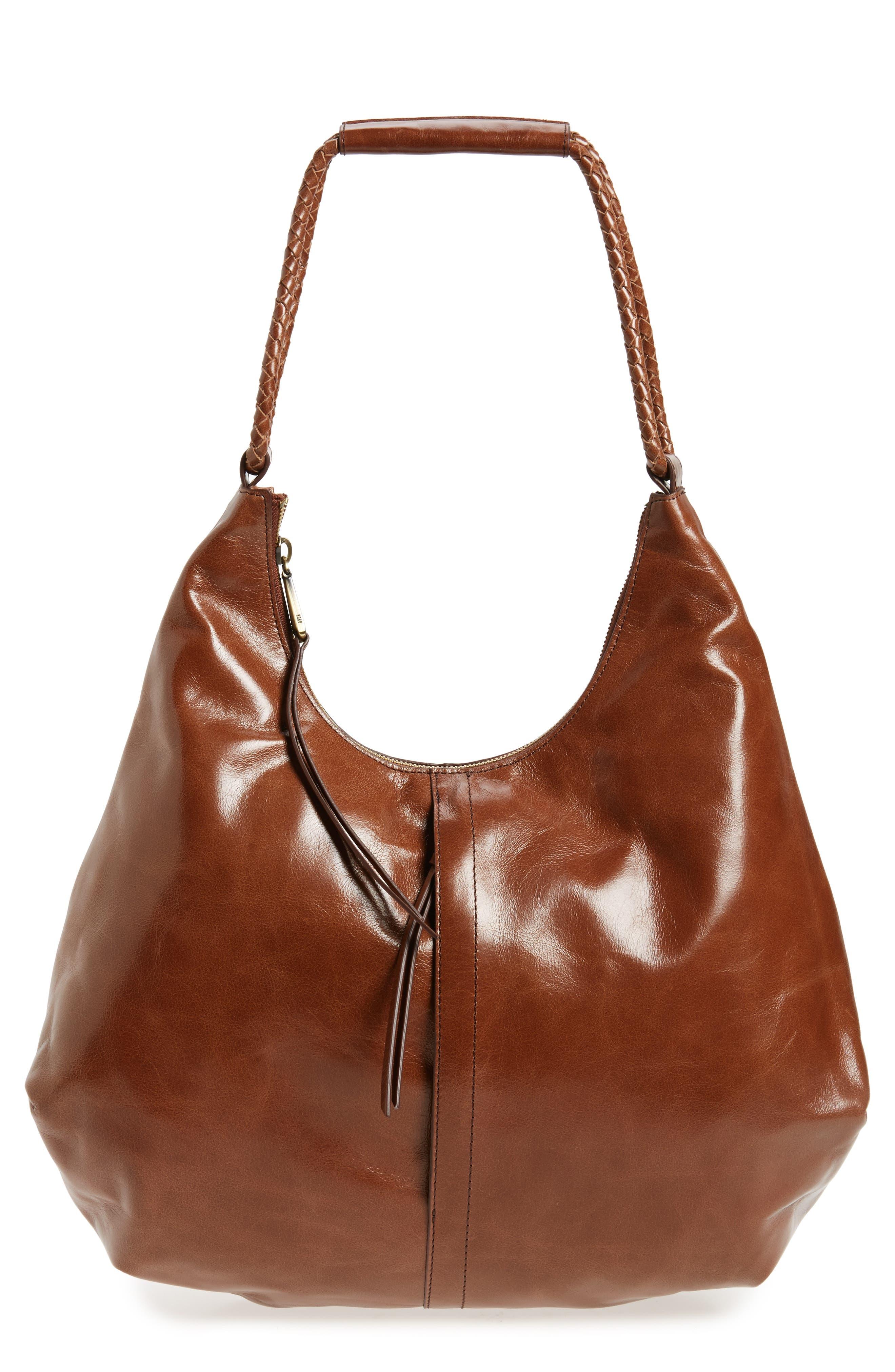 Hobo Harken Leather Hobo