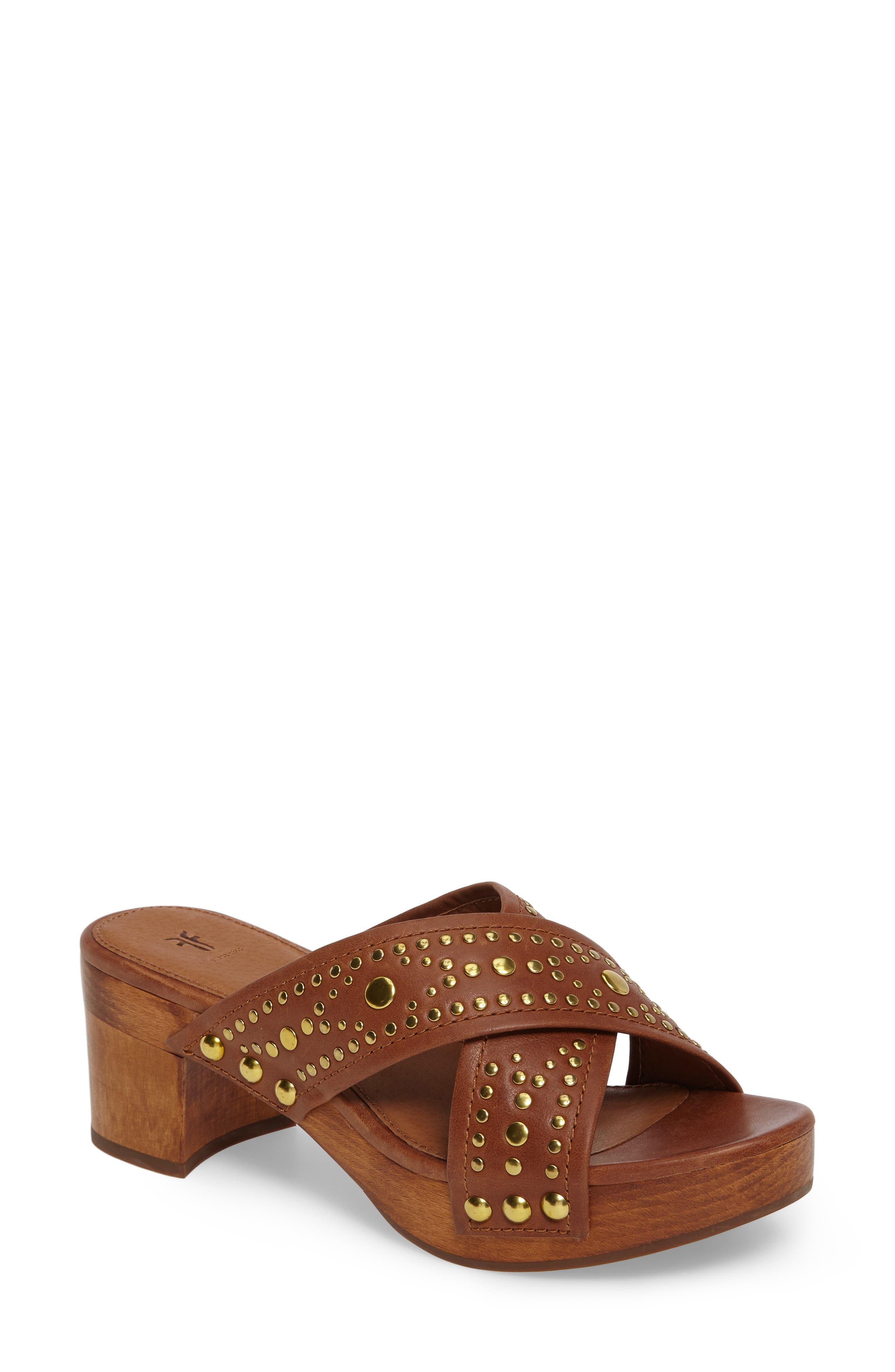 Frye Fiona Deco Platform Sandal (Women)