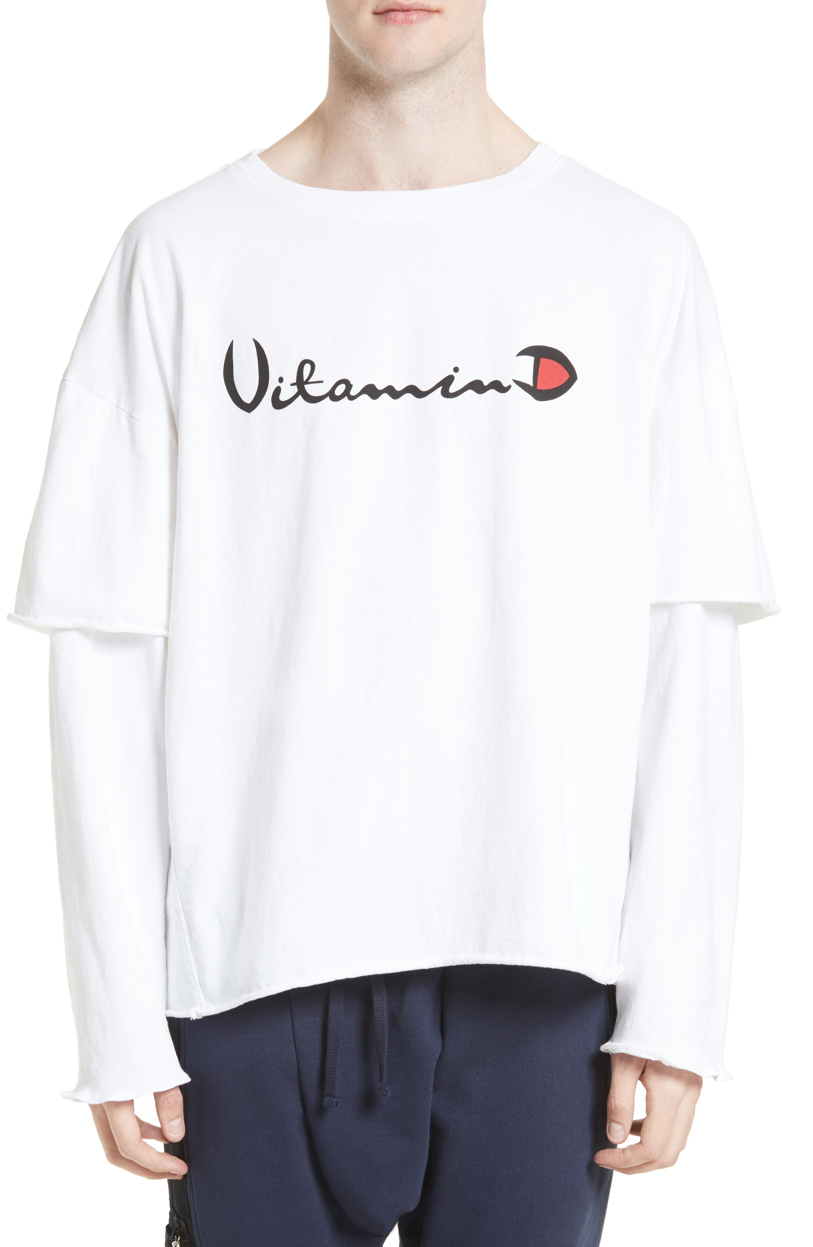 Drifter Filius Vitamin D Graphic T-Shirt