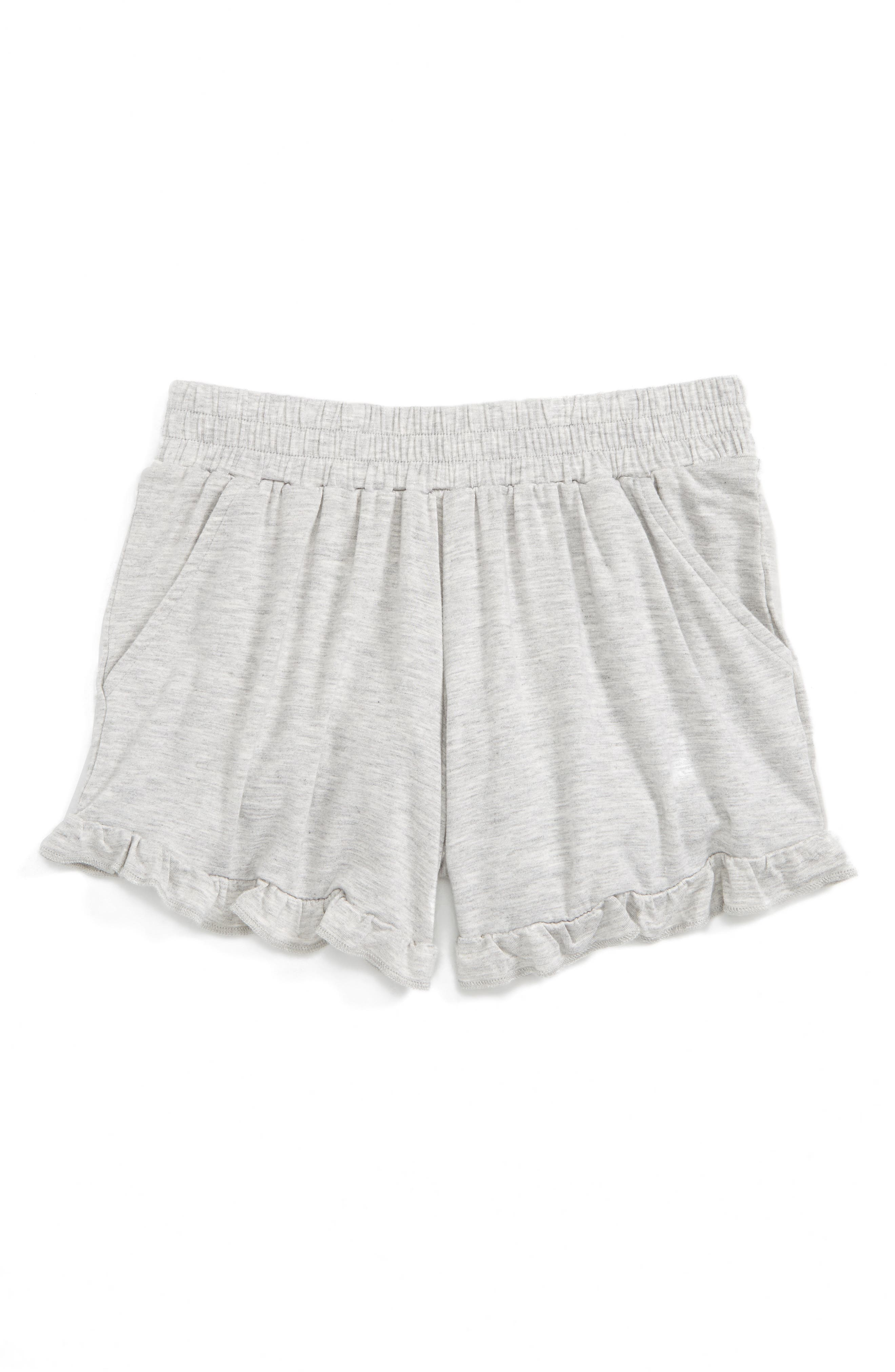 Tucker + Tate Ruffle Shorts (Big Girls)