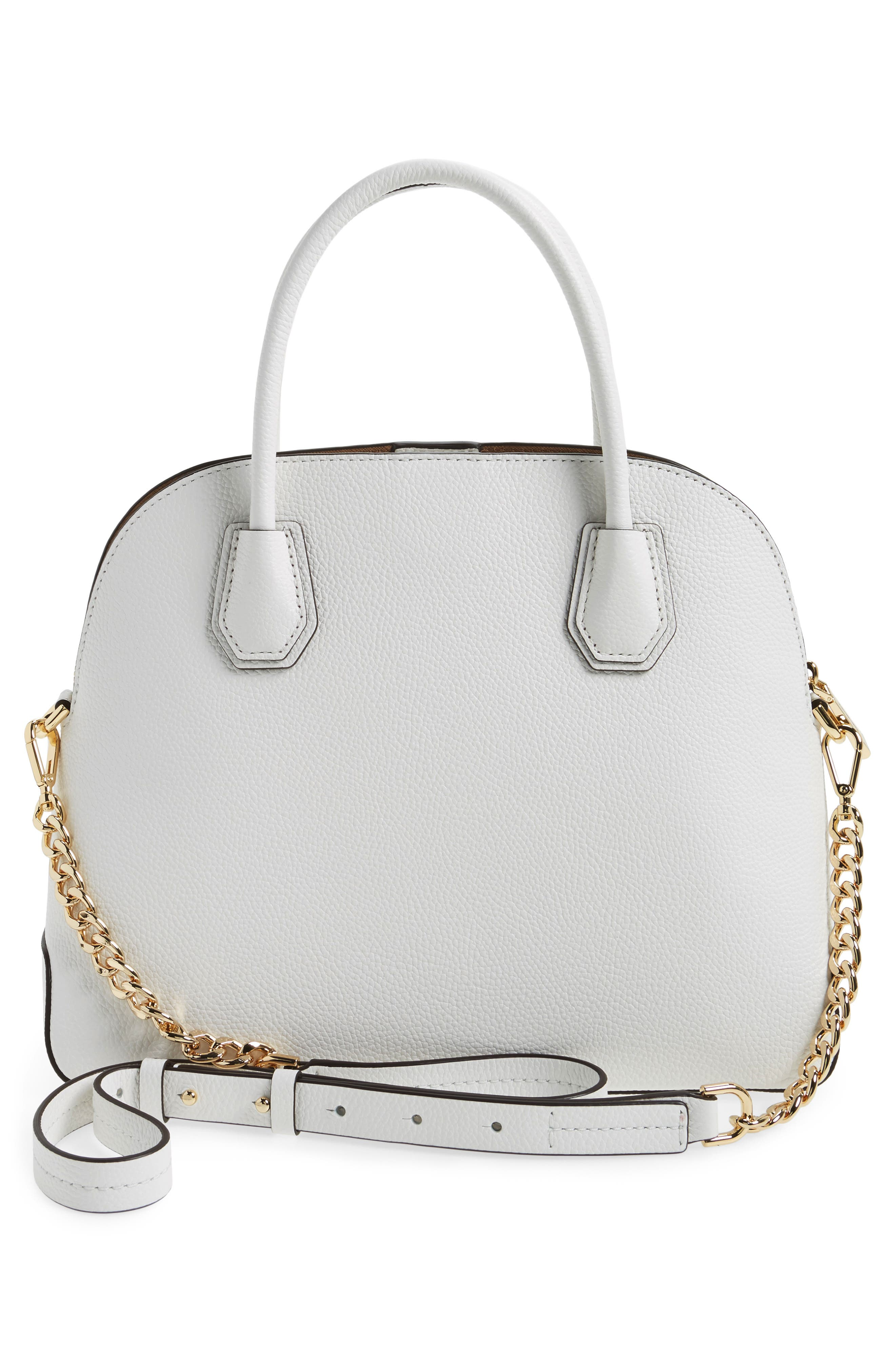 Alternate Image 2  - MICHAEL by Michael Kors Large Mercer Leather Dome Satchel